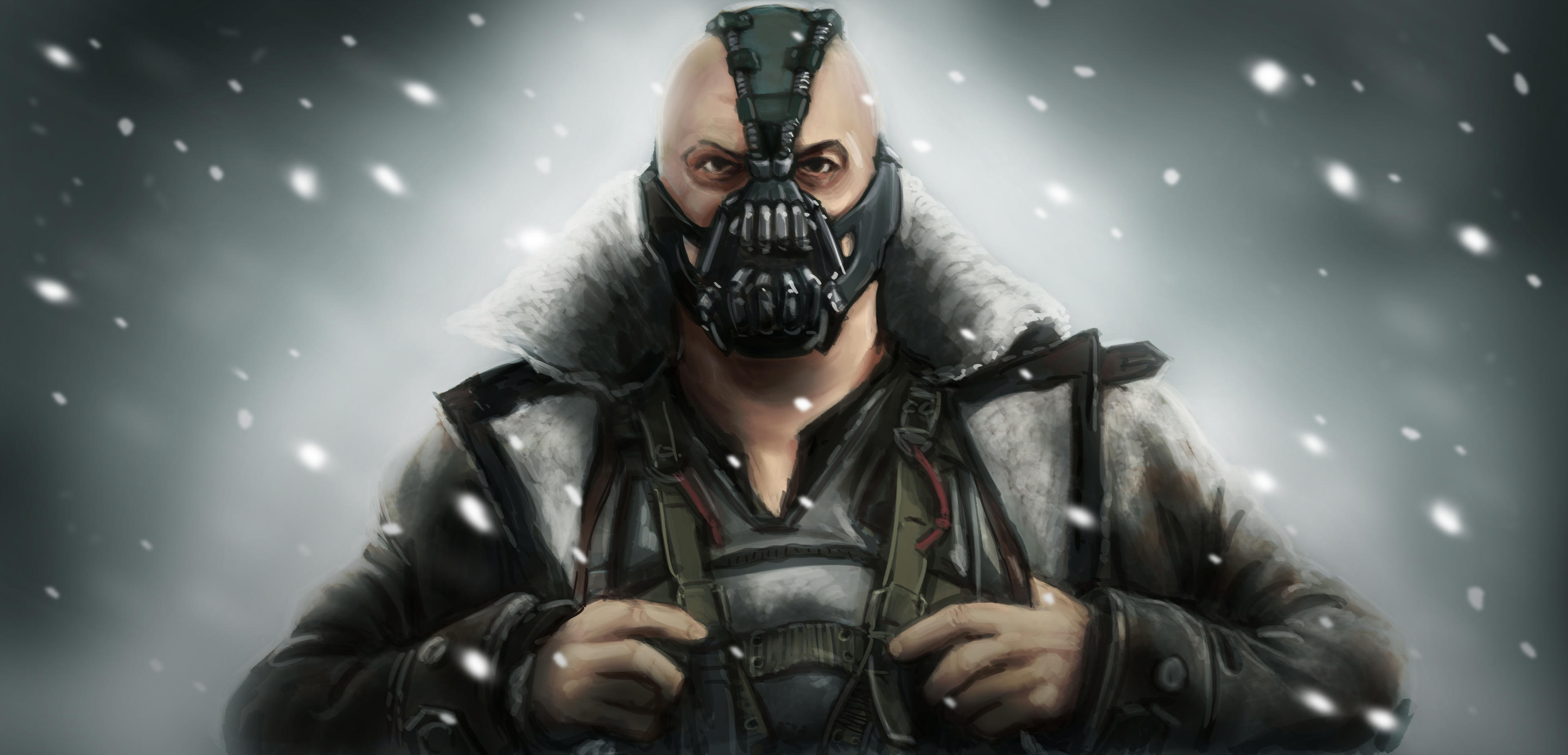 30+ Dark Knight Wallpaper Bane Pics
