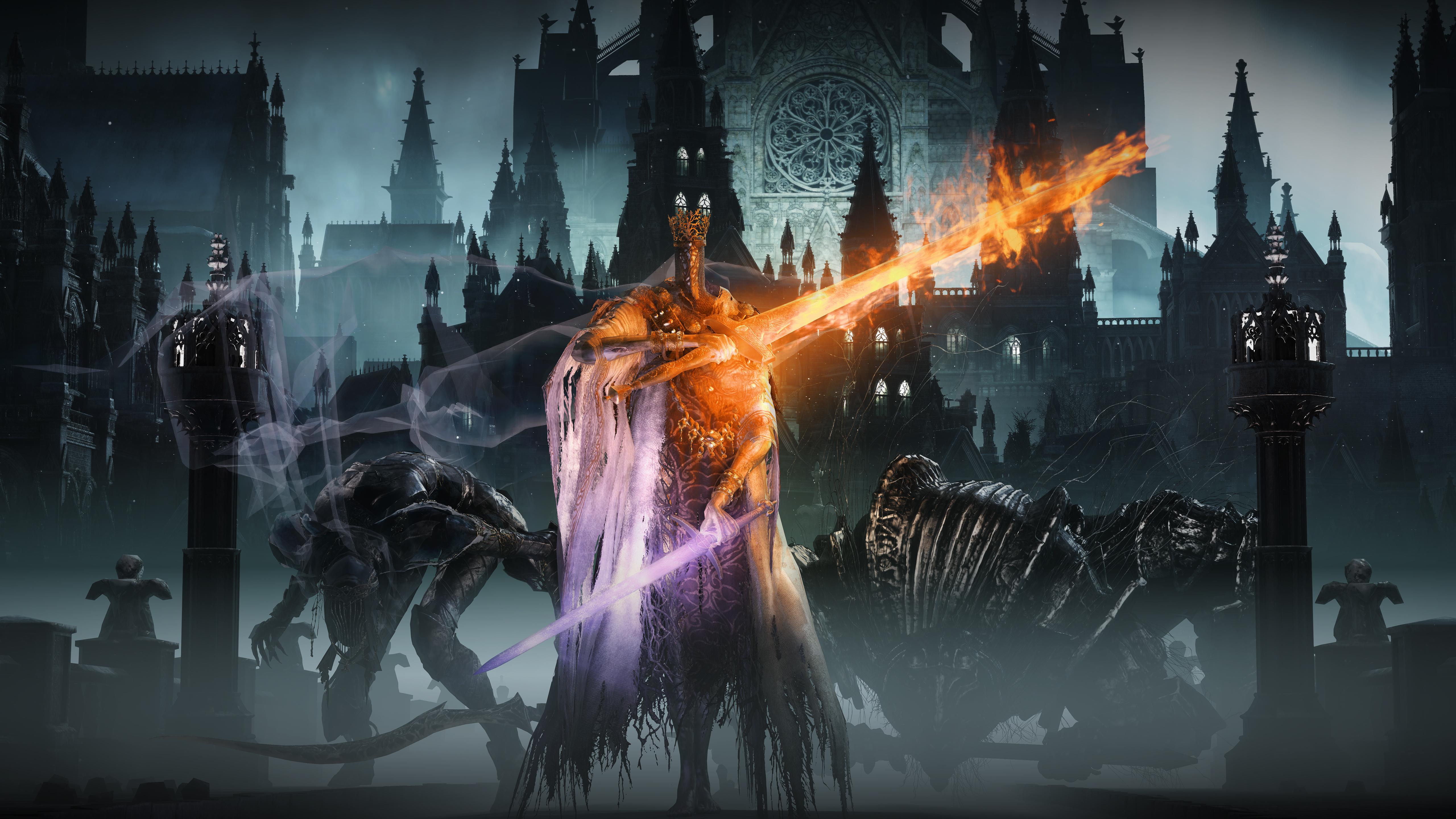 Dark Souls 3 5k, HD Games, 4k Wallpapers, Images ...