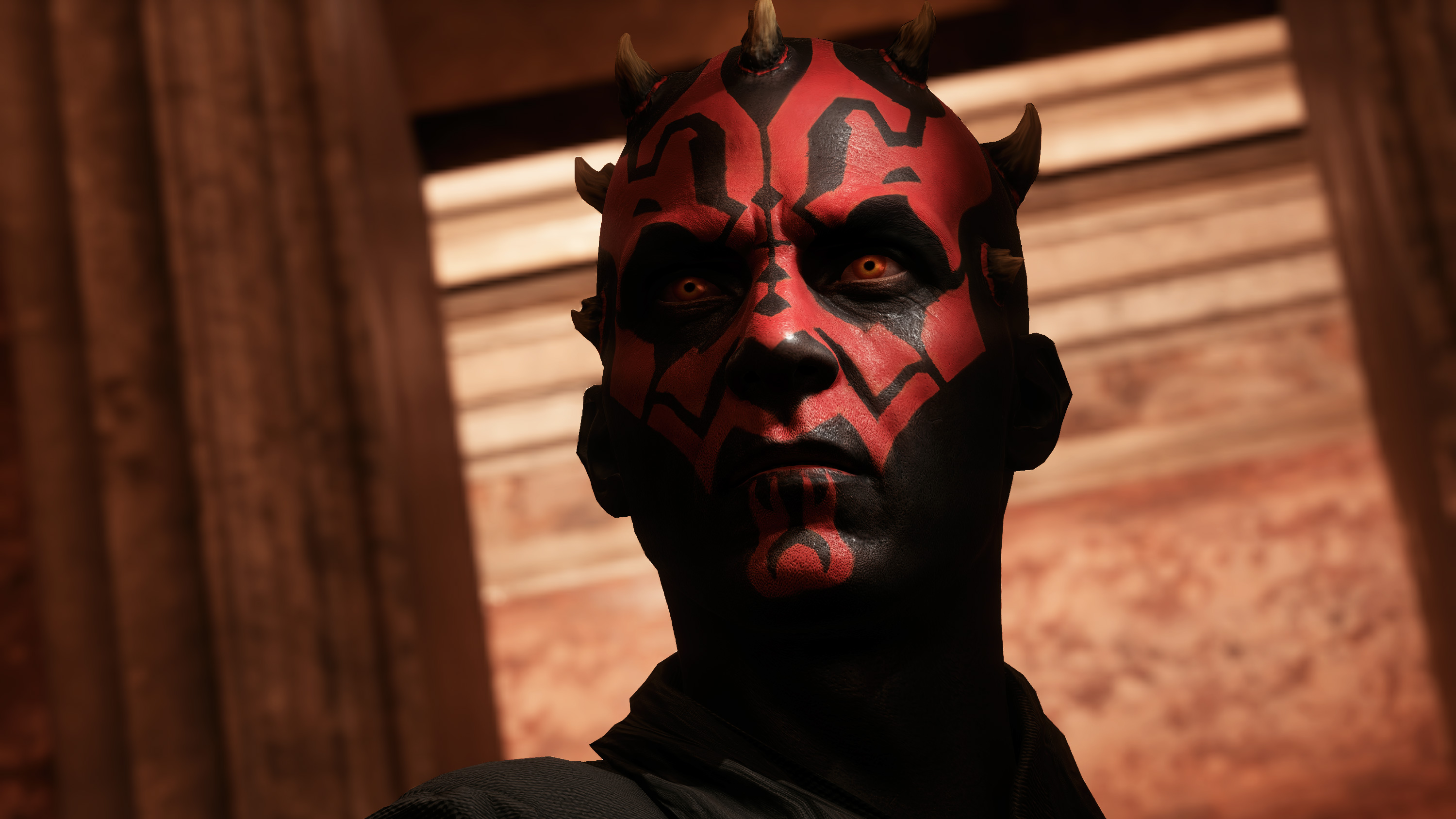 2048x1152 Darth Maul Star Wars Battlefront 2 2048x1152 Resolution Hd 4k Wallpapers Images Backgrounds Photos And Pictures