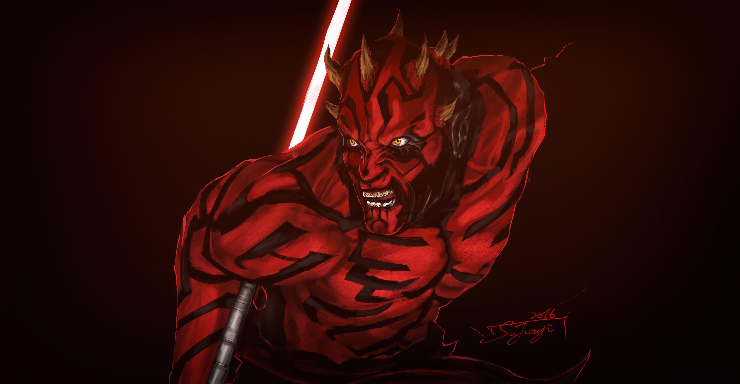 darth maul star wars oz