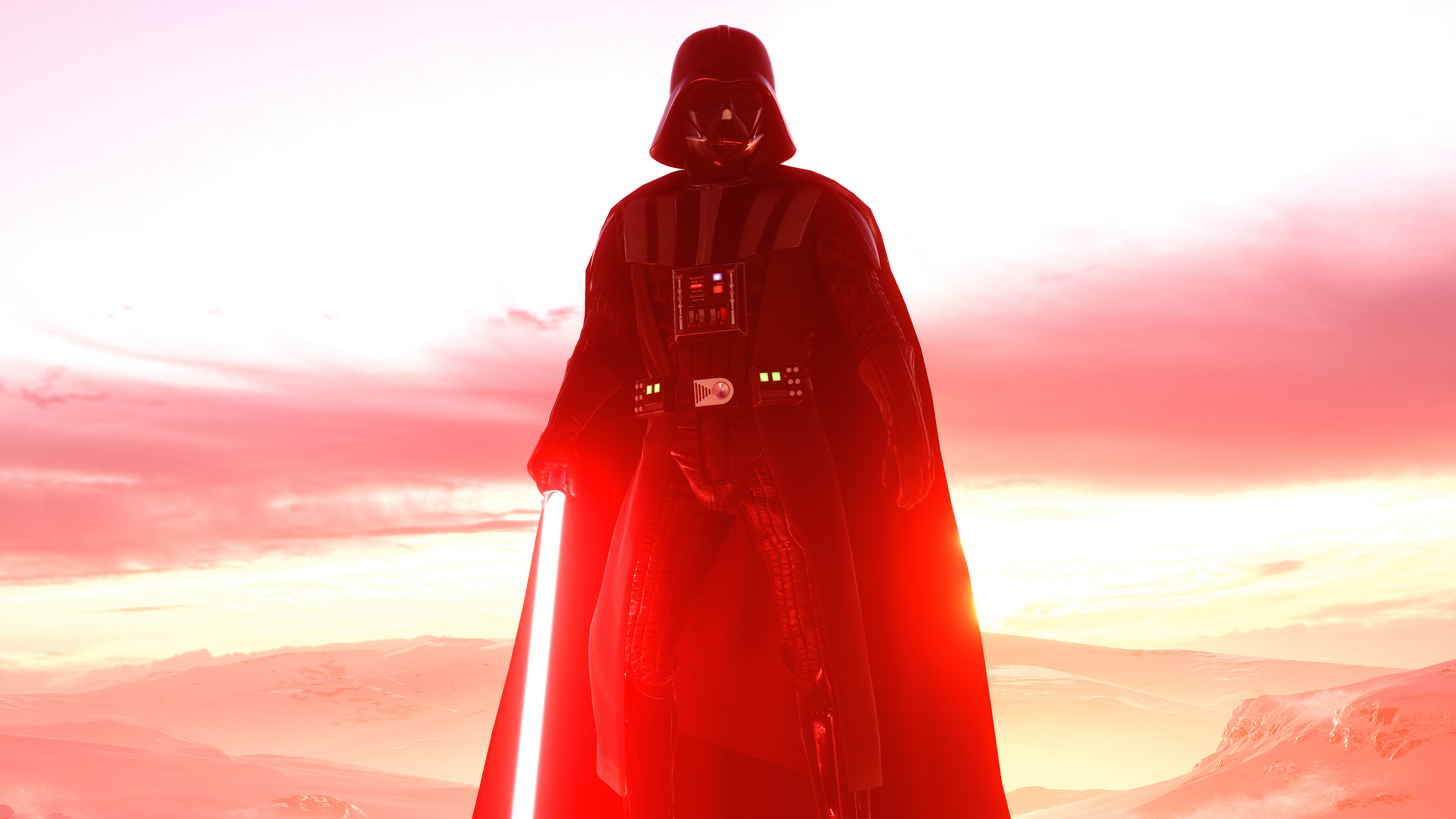 Darth Vader Star Wars Battlefront 2 4k Hd Games 4k Wallpapers Images Backgrounds Photos And Pictures