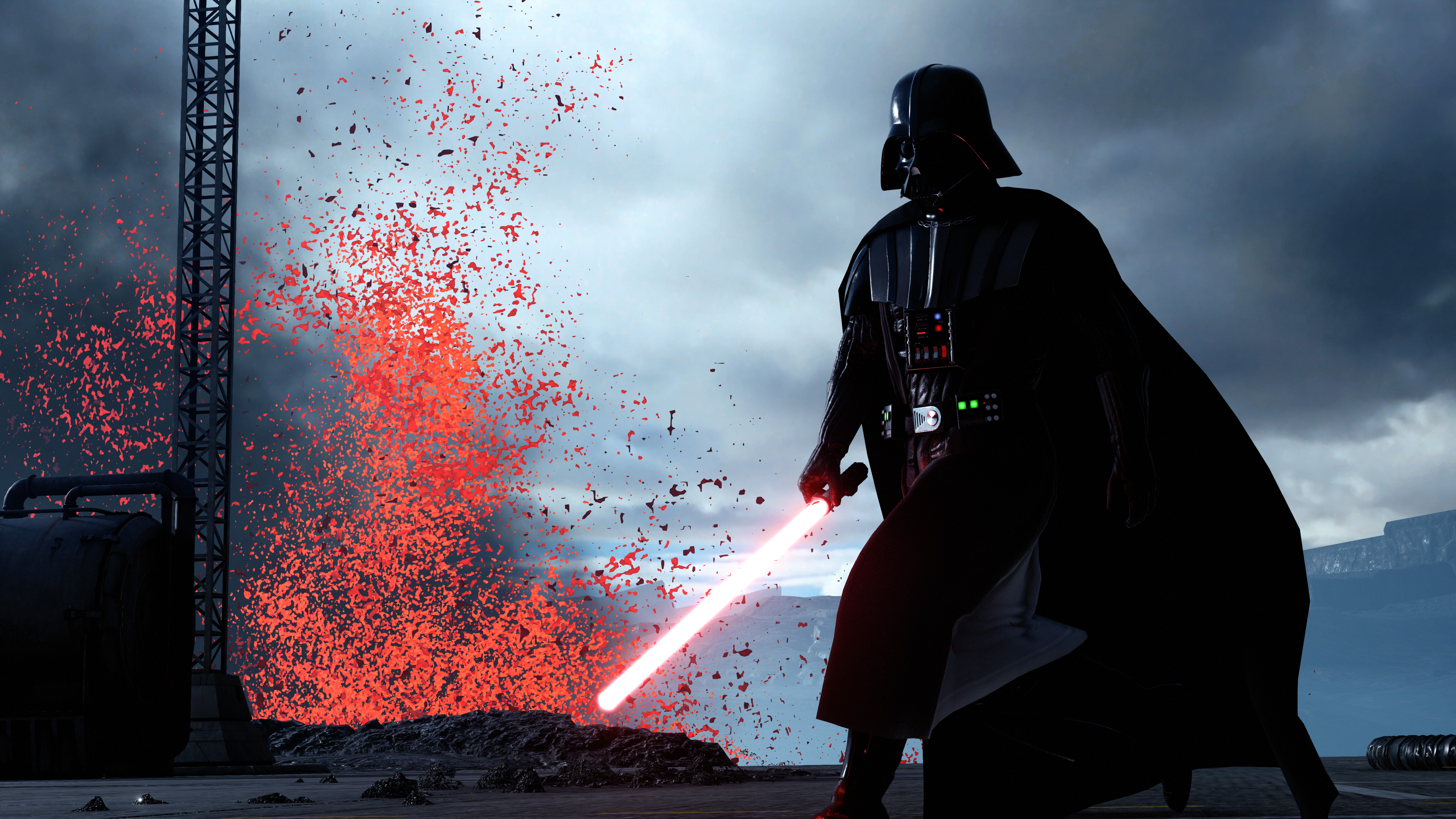 Darth Vader Star Wars Battlefront 5k Hd Games 4k Wallpapers Images Backgrounds Photos And Pictures