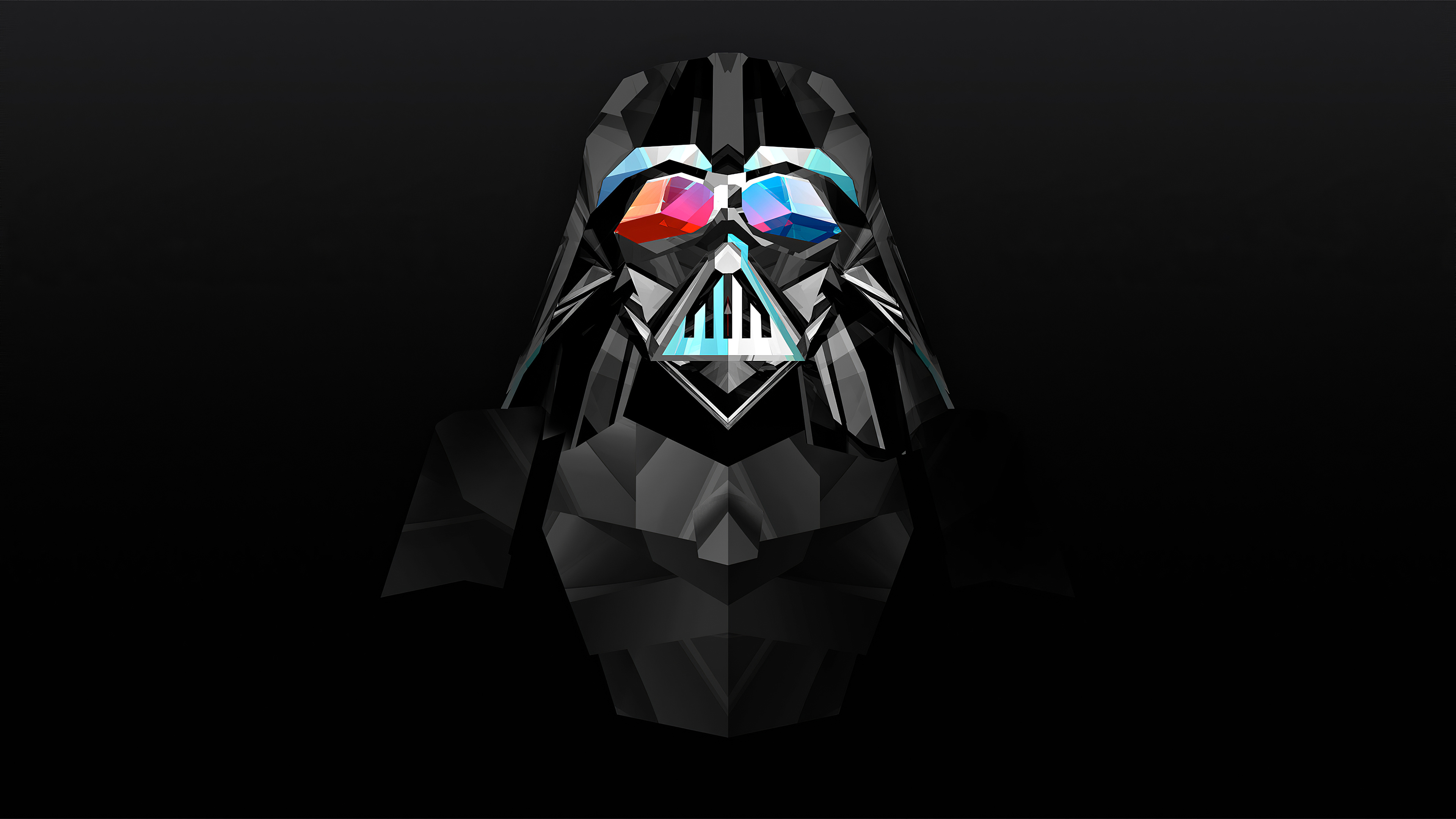Darth Vader Star Wars Justin Maller Art Hd Movies 4k Wallpapers Images Backgrounds Photos And Pictures