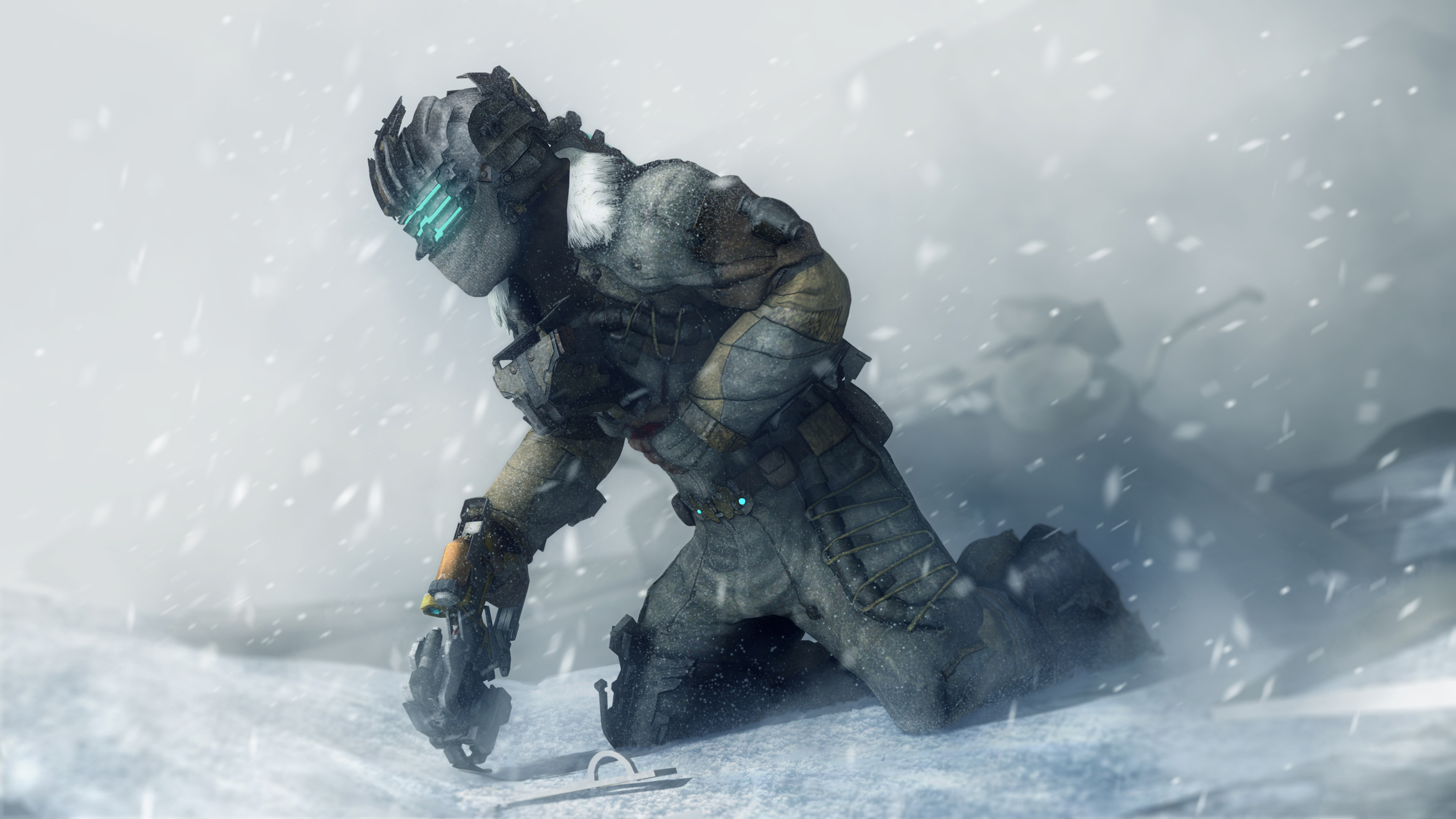 2560x1440 Dead Space 3 1440p Resolution Hd 4k Wallpapers Images Backgrounds Photos And Pictures