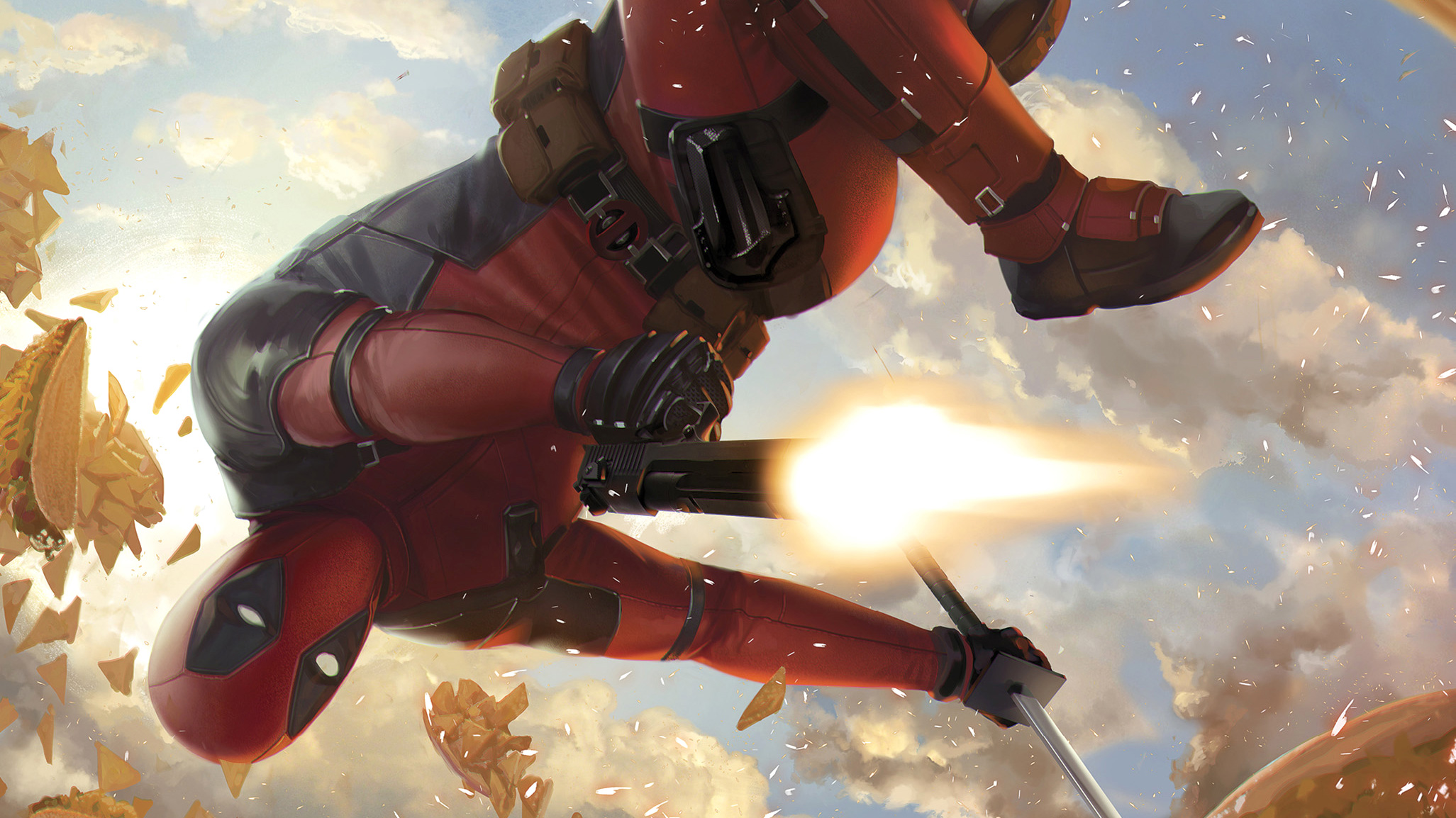 Deadpool 2 Imax, HD Movies, 4k