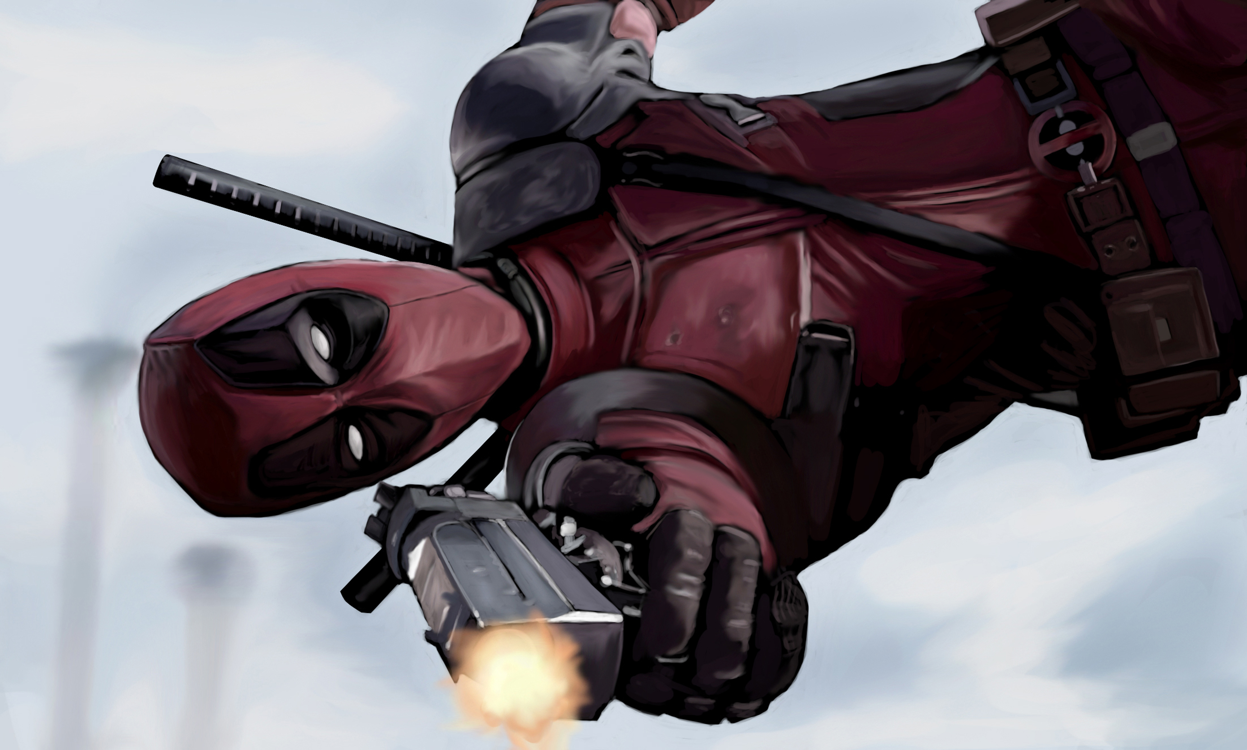 Deadpool Artwork 4k Hd Superheroes 4k Wallpapers Images Backgrounds Photos And Pictures