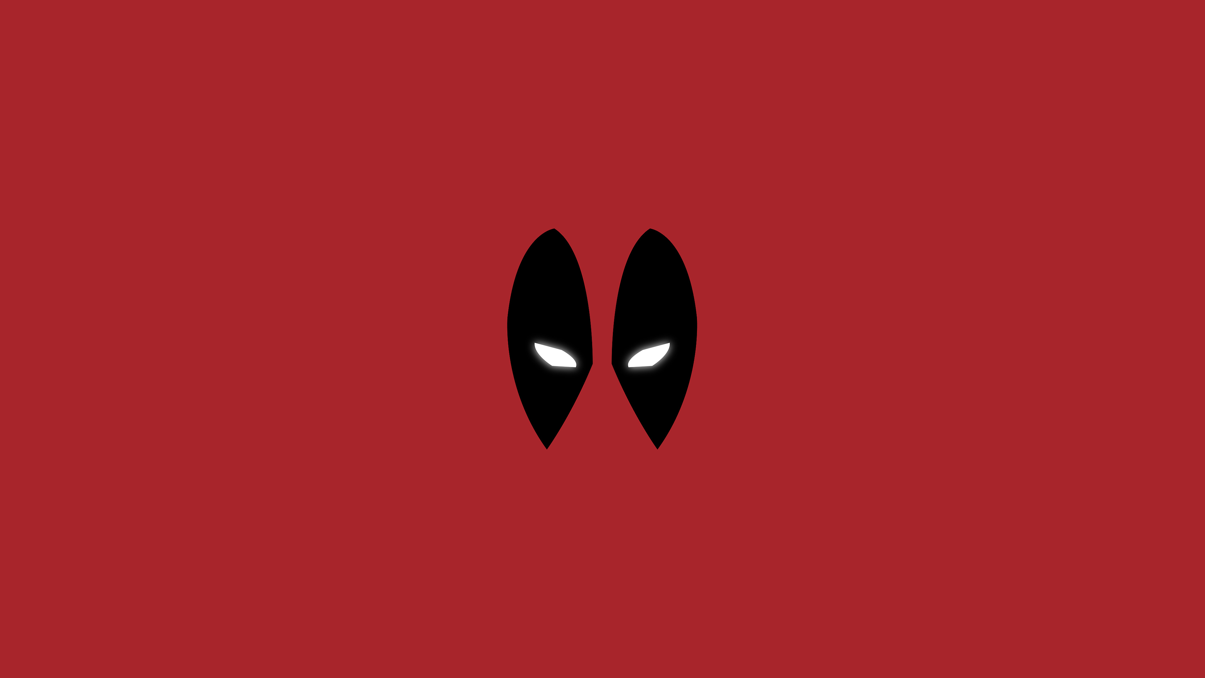 Deadpool Marvel Hero Hd Logo 4k Wallpapers Images
