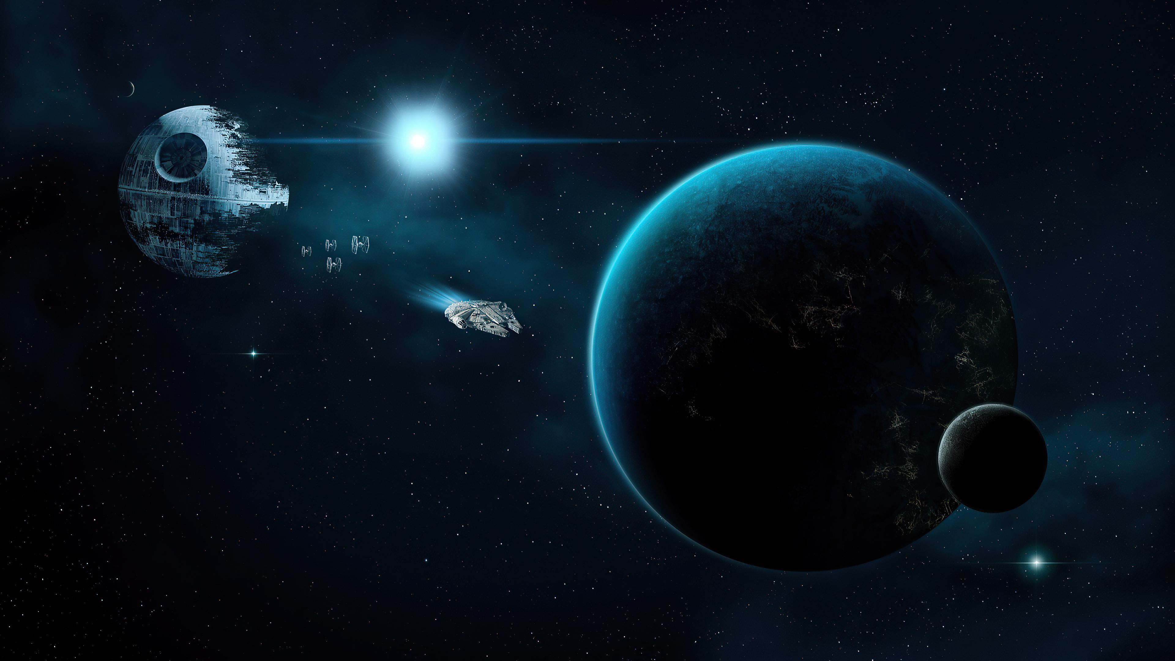 death star planet star wars nt