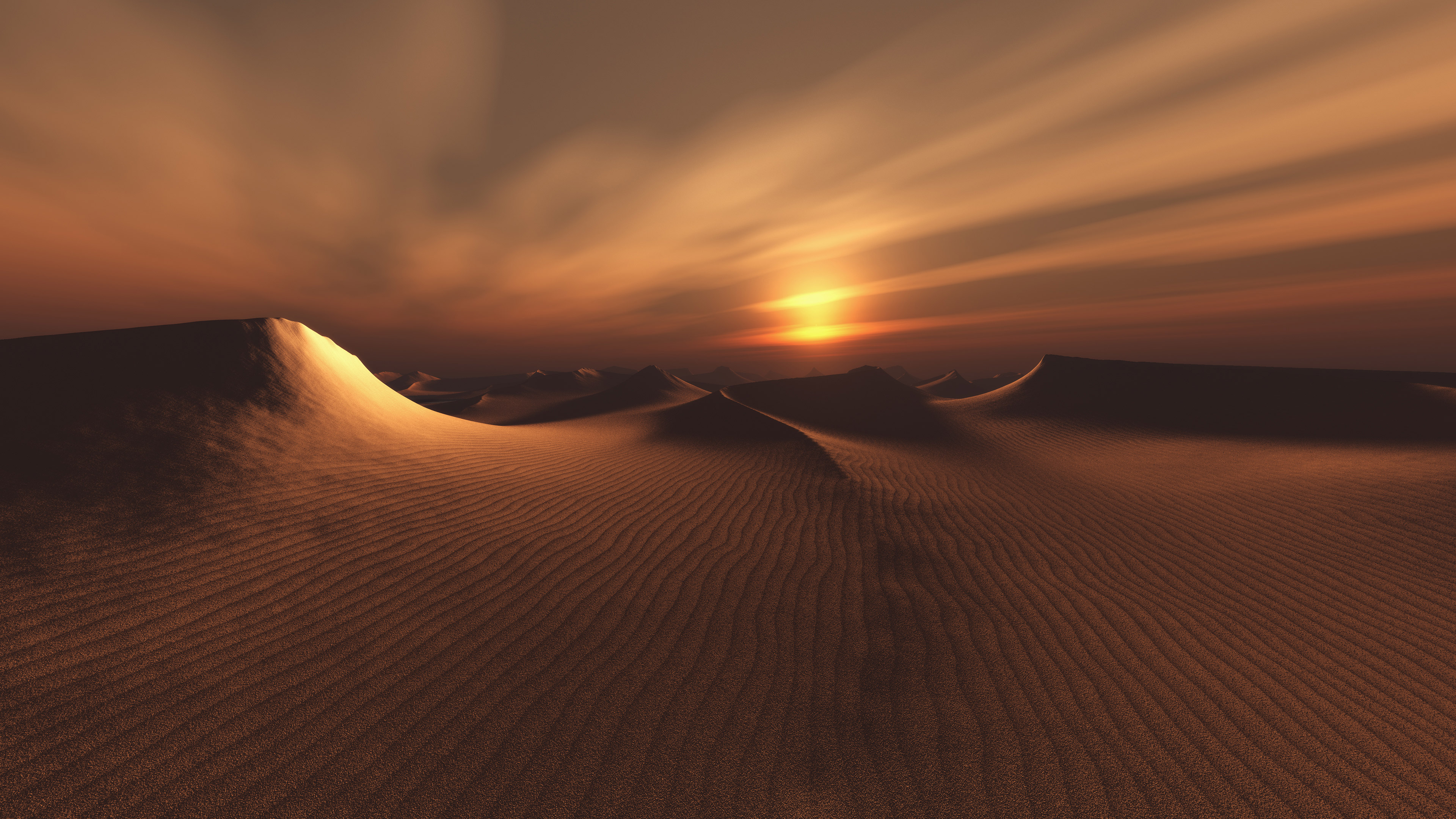 Desert Dark Hd Nature 4k Wallpapers Images Backgrounds Photos And Pictures