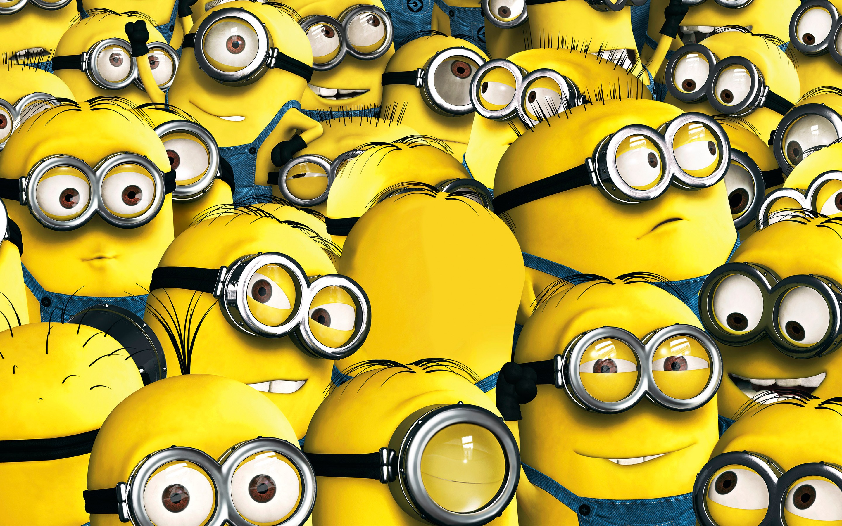 Despicable Me Minions Resolution HD 4k