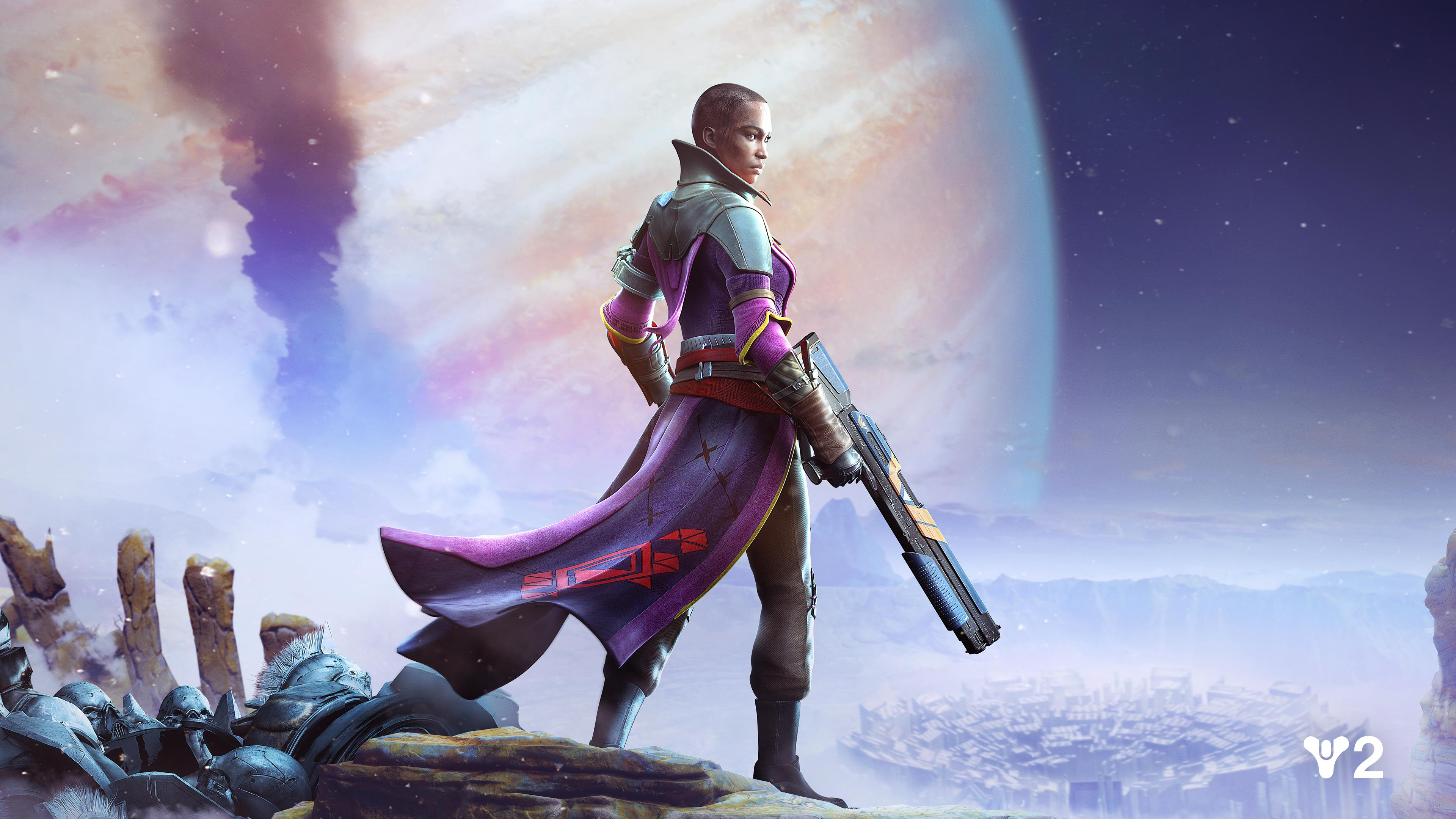 Destiny 2 Ikora Rey Hd Games 4k Wallpapers Images Backgrounds Photos And Pictures