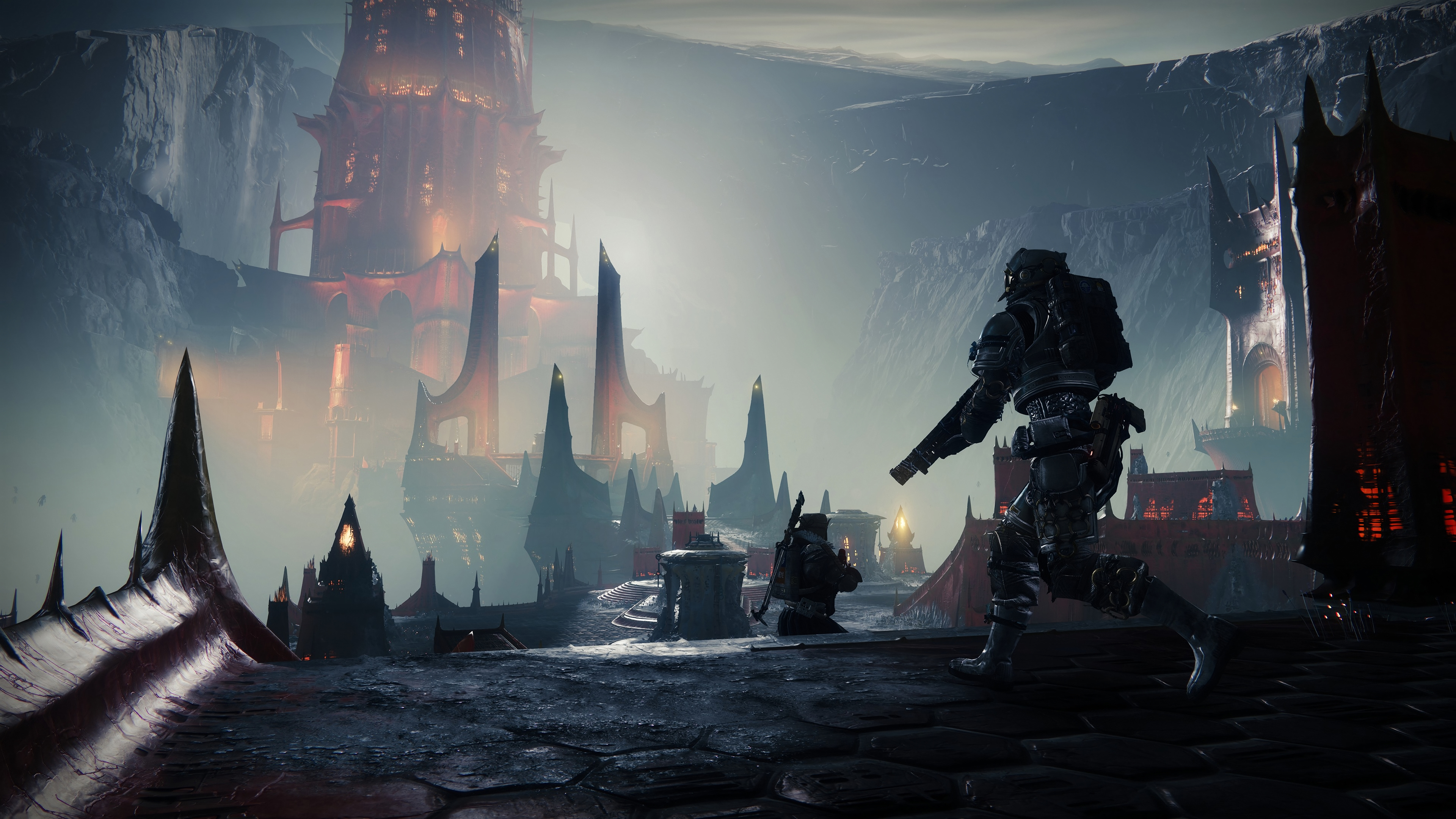 1600x1200 Destiny 2 Shadow Keep 1600x1200 Resolution Hd 4k Wallpapers Images Backgrounds Photos And Pictures