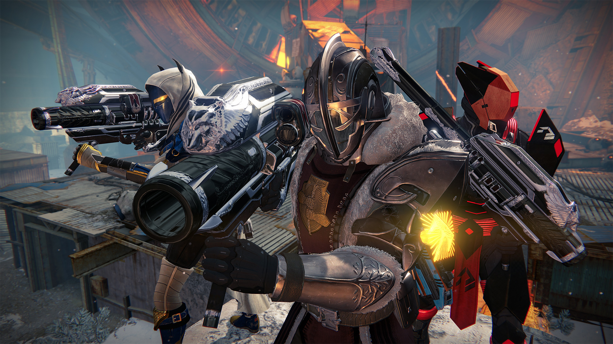 Destiny Rise Of Iron Hd Hd Games 4k Wallpapers Images