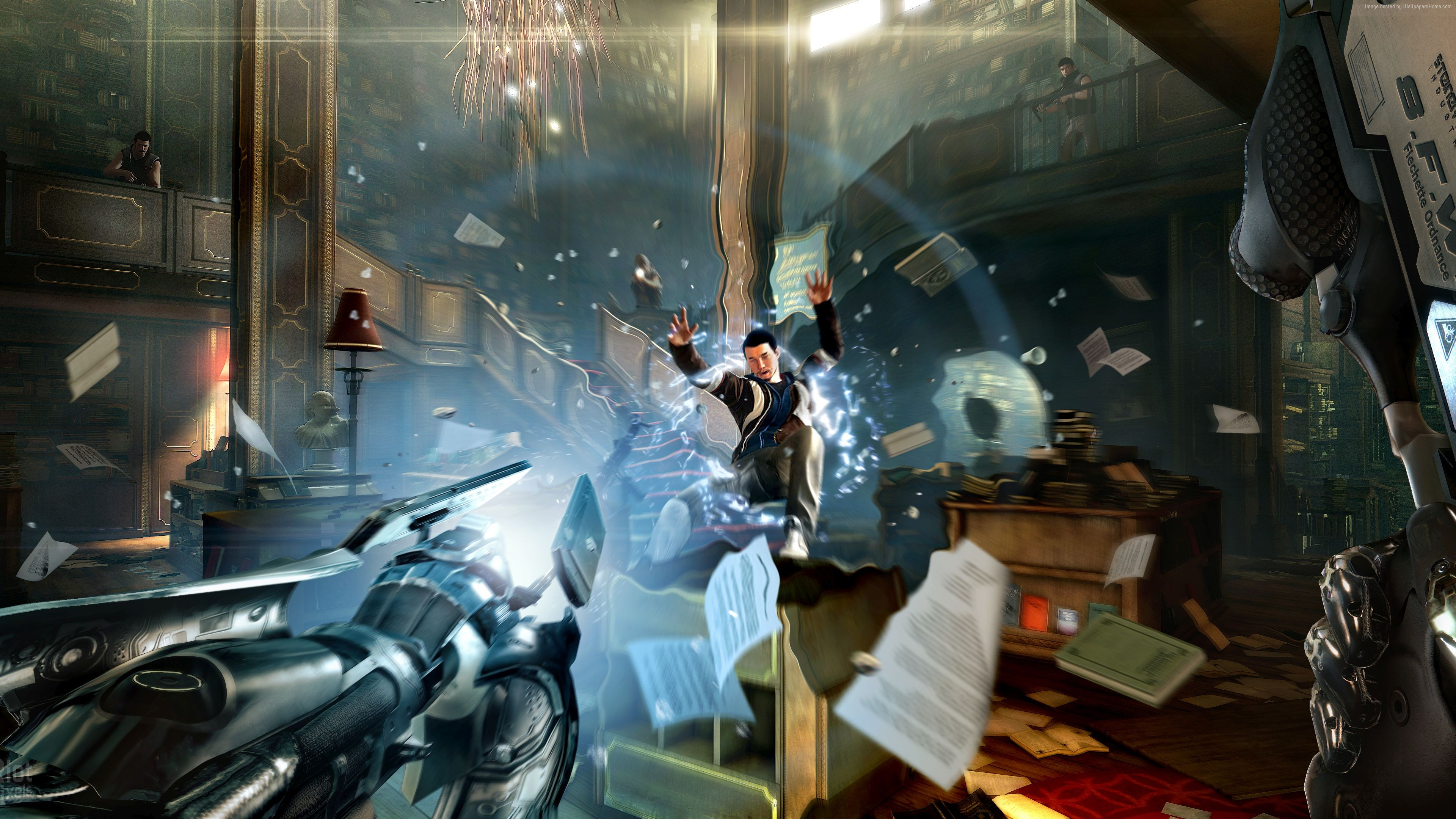 Deus Ex Mankind Divided 4k Hd Games 4k Wallpapers Images