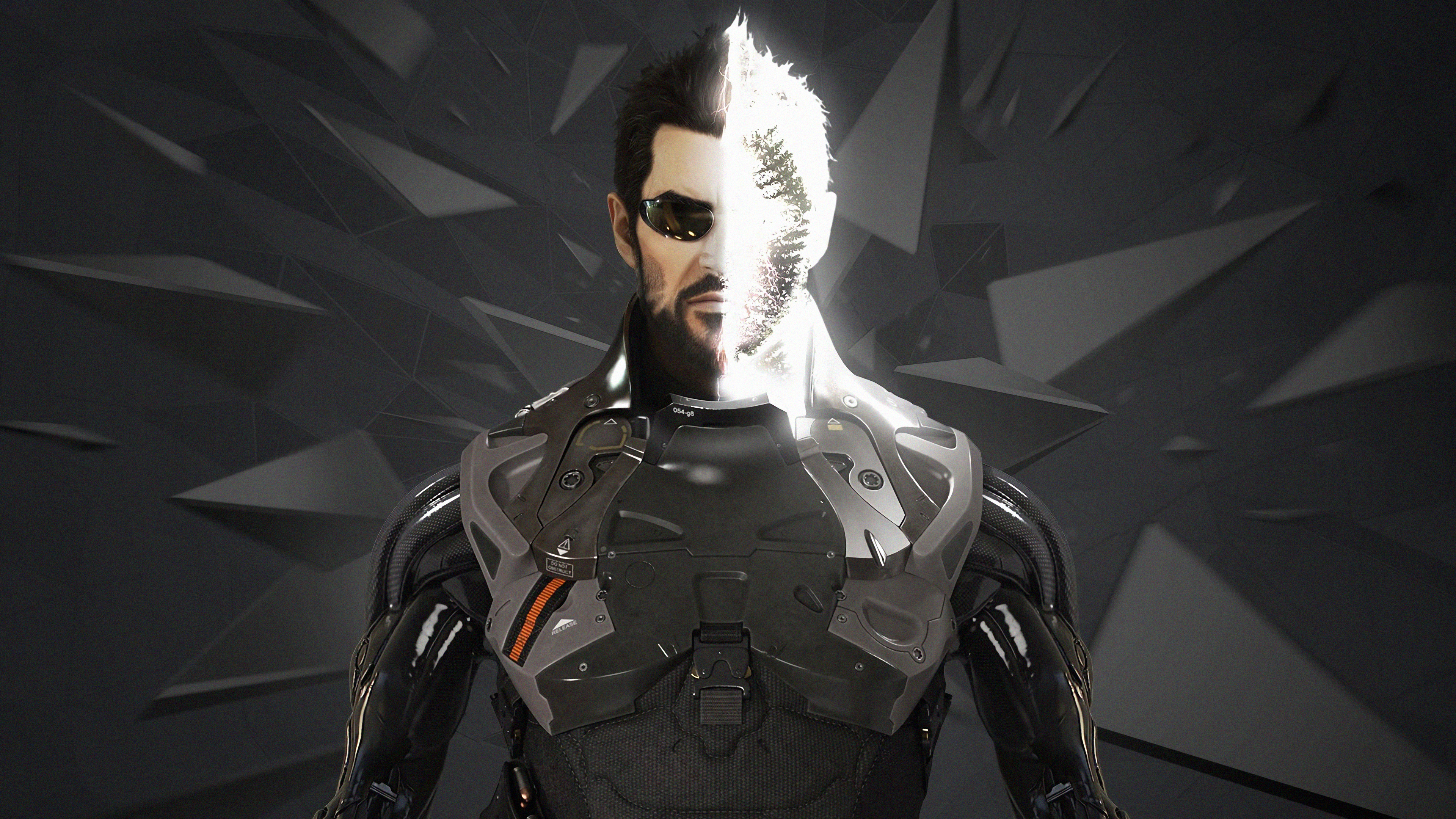 Deus Ex Mankind Video Game 4k Hd Games 4k Wallpapers Images