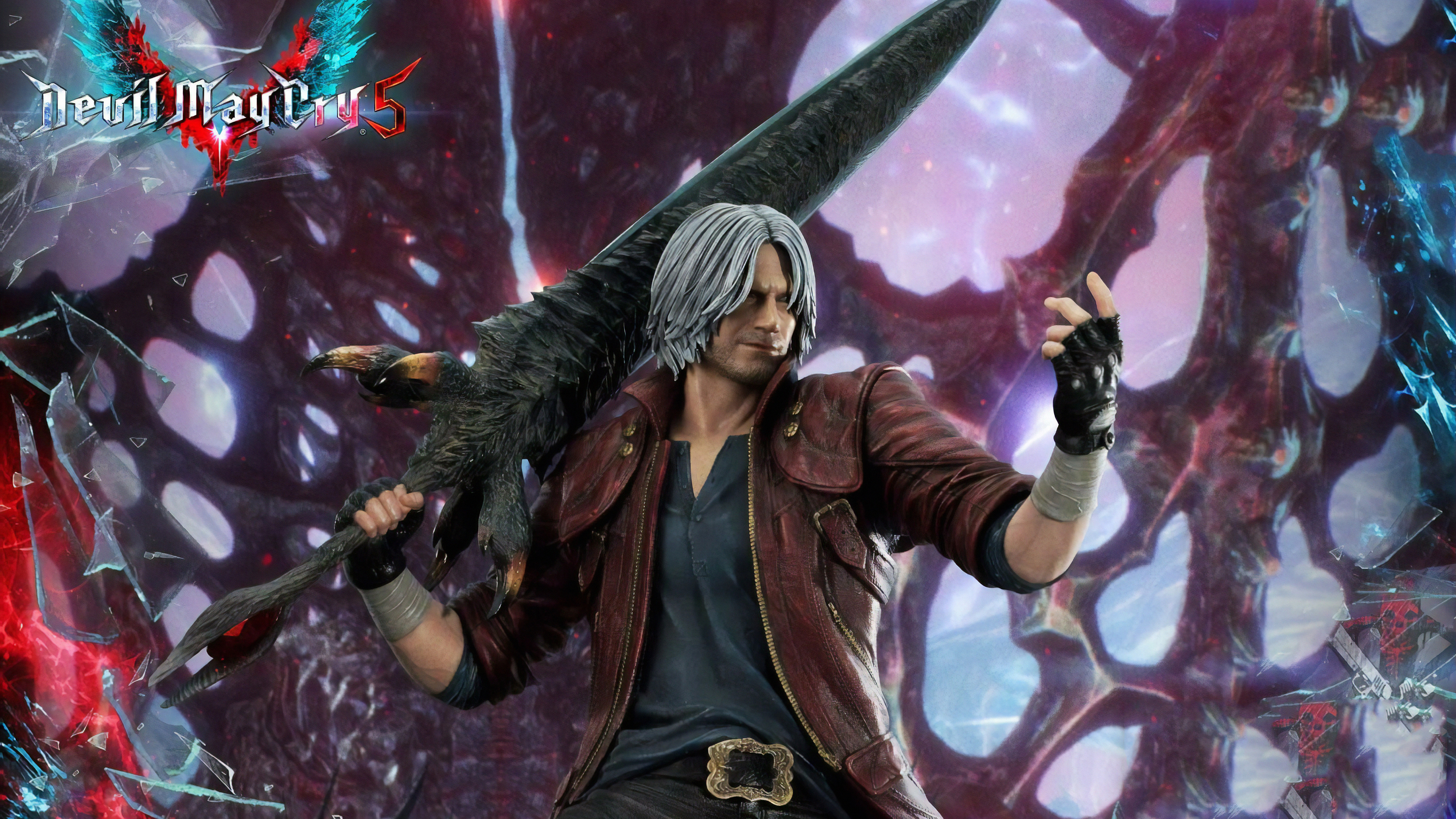 Devil May Cry 4k2019 Hd Games 4k Wallpapers Images Backgrounds