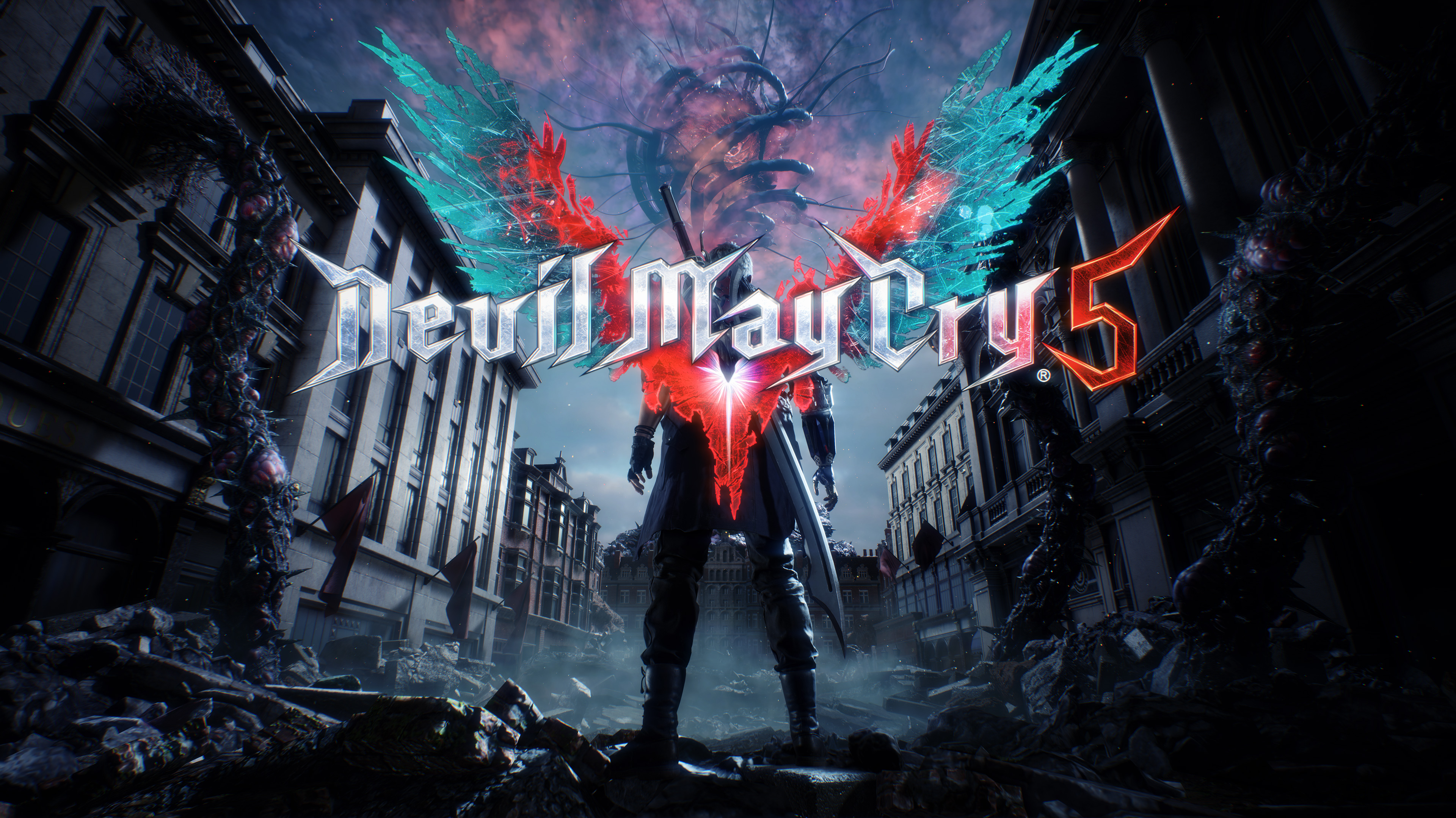 Devil May Cry 5 Ultra Hd Hd Games 4k Wallpapers Images
