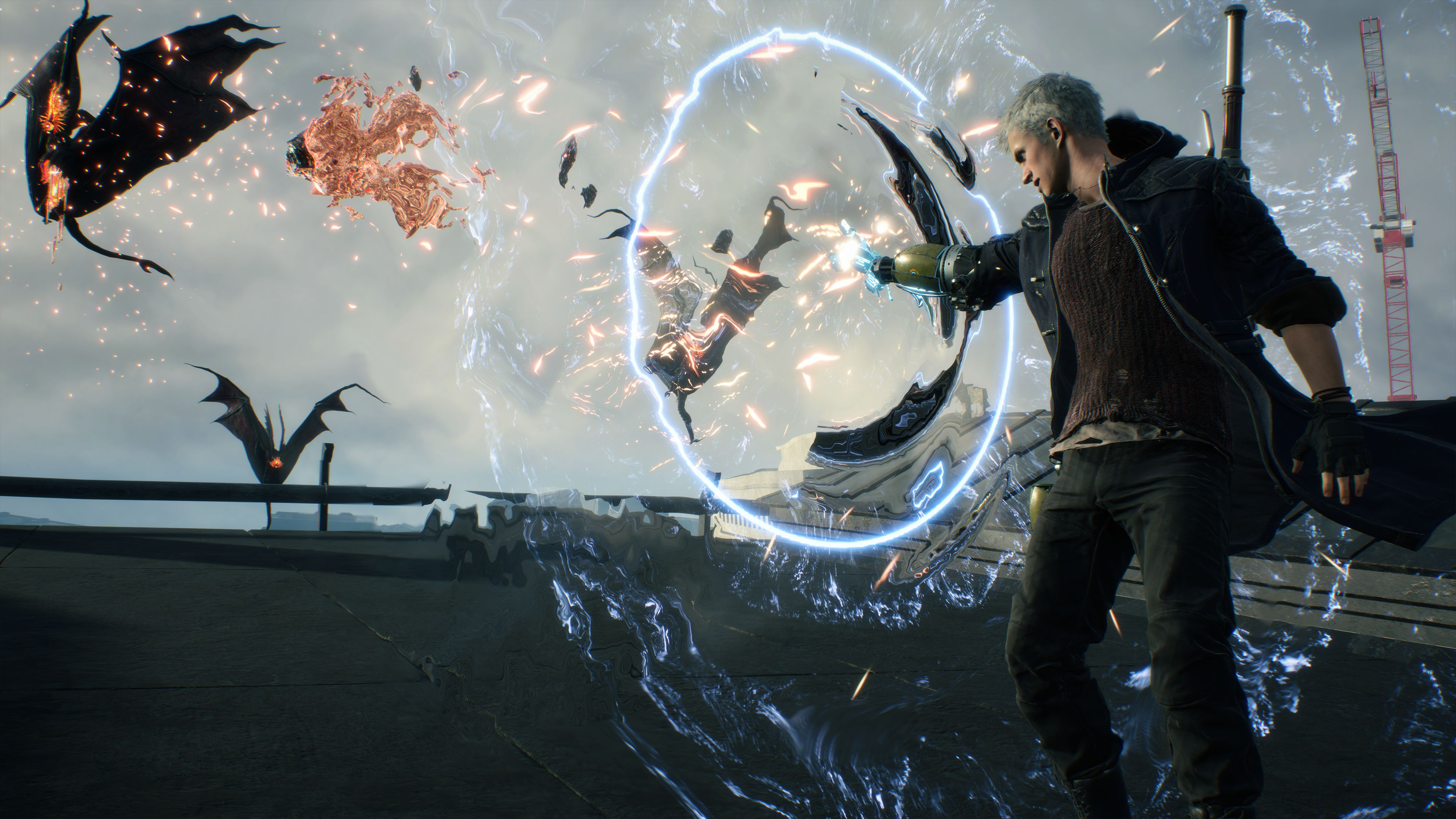 Devil May Cry Gameplay Hd Games 4k Wallpapers Images