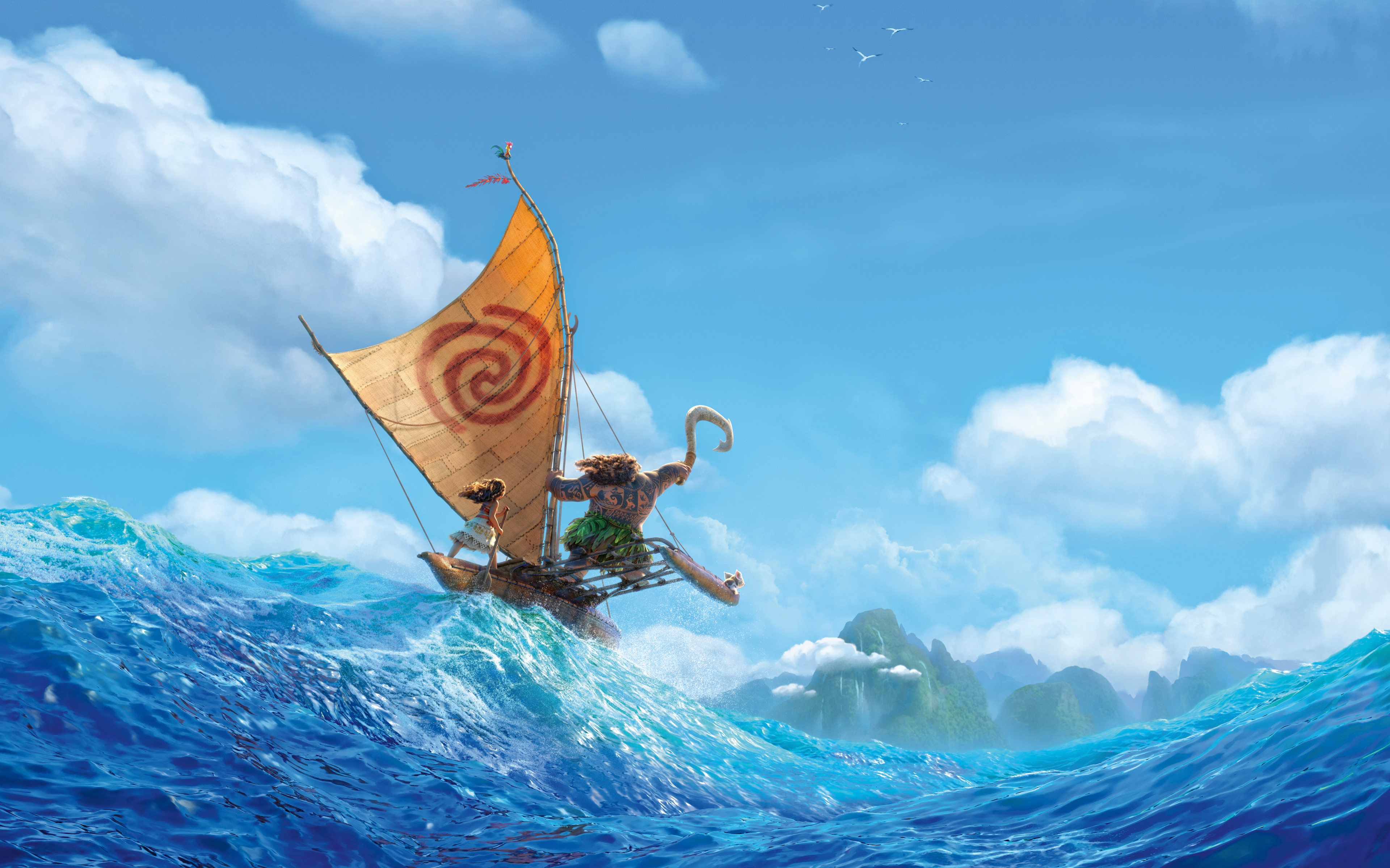 2880x1800 Disney Moana Macbook Pro Retina Hd 4k Wallpapers Images Backgrounds Photos And Pictures