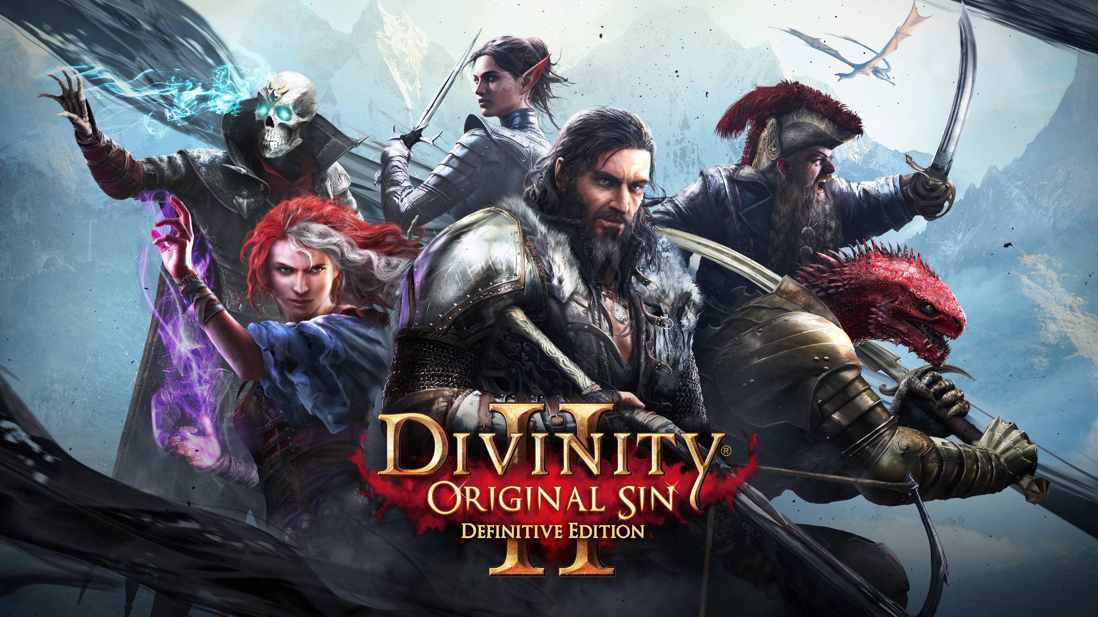 Divinity Original Sin 2 4k, HD Games, 4k Wallpapers, Images ...
