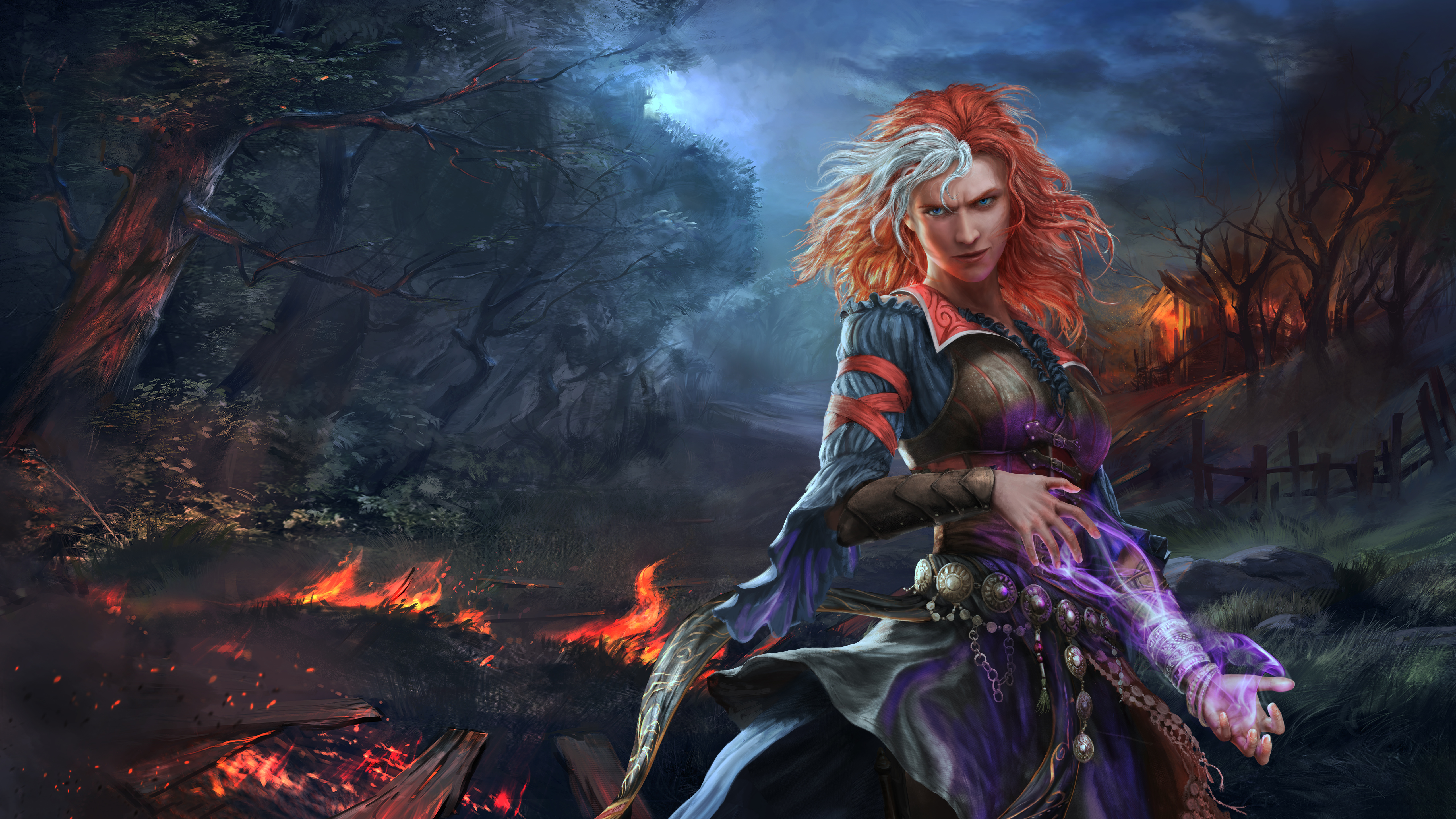 2560x1440 Divinity Original Sin 2 1440p Resolution Hd 4k Wallpapers Images Backgrounds Photos And Pictures