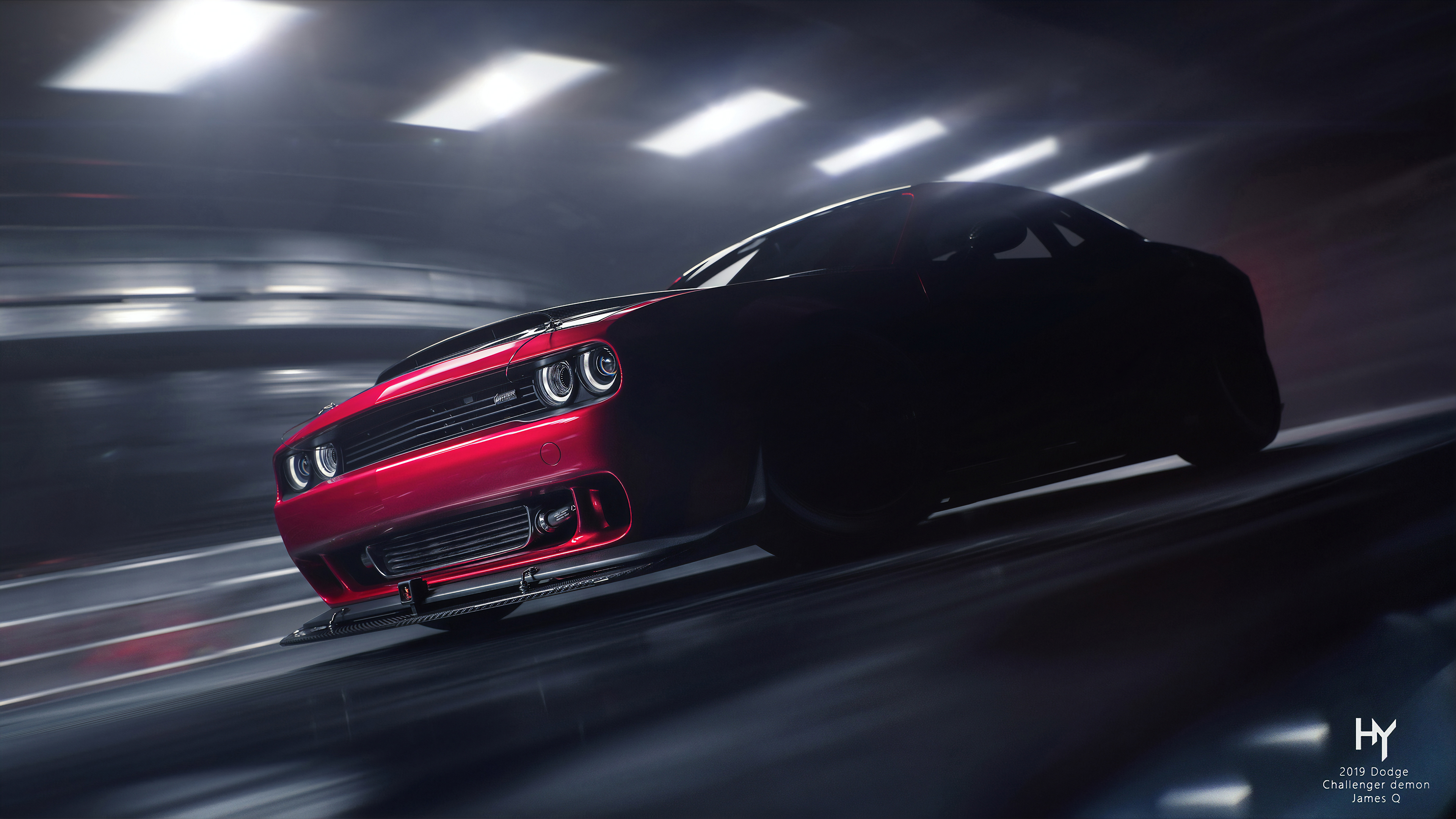 Dodge Challenger Demon Hd Cars 4k Wallpapers Images Backgrounds Photos And Pictures