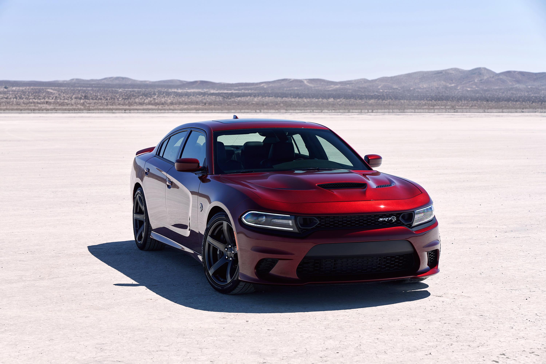 Dodge Charger SRT Hellcat 2019, HD Cars