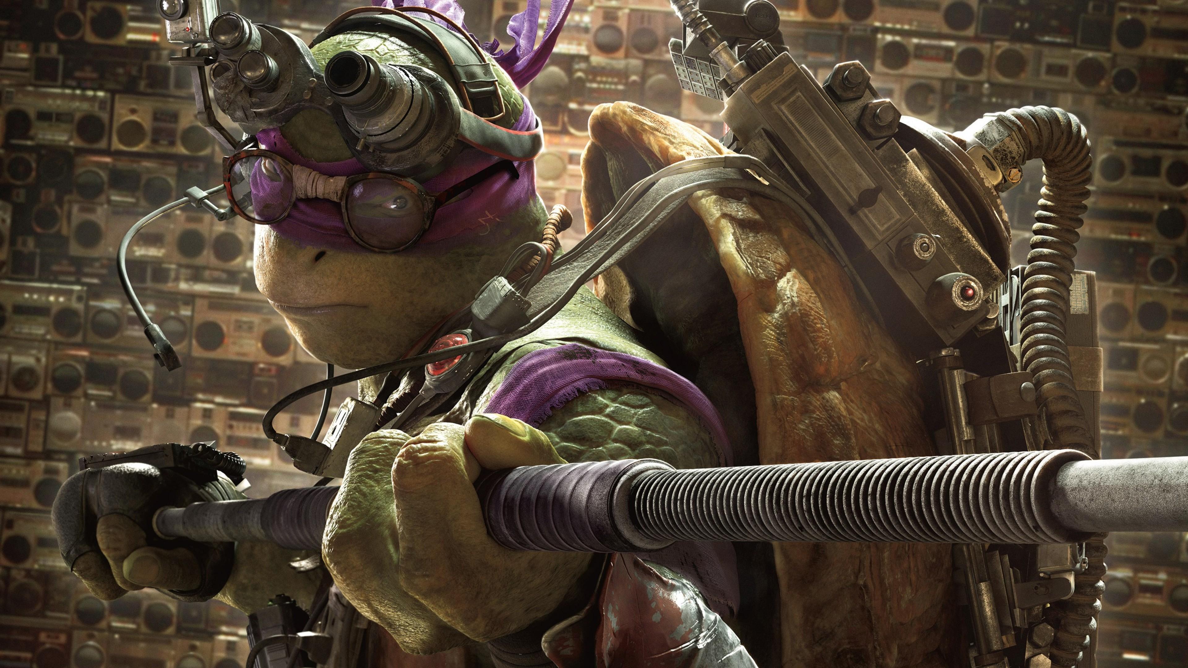 Donnie In Teenage Mutant Ninja Turtles Hd Movies 4k Wallpapers