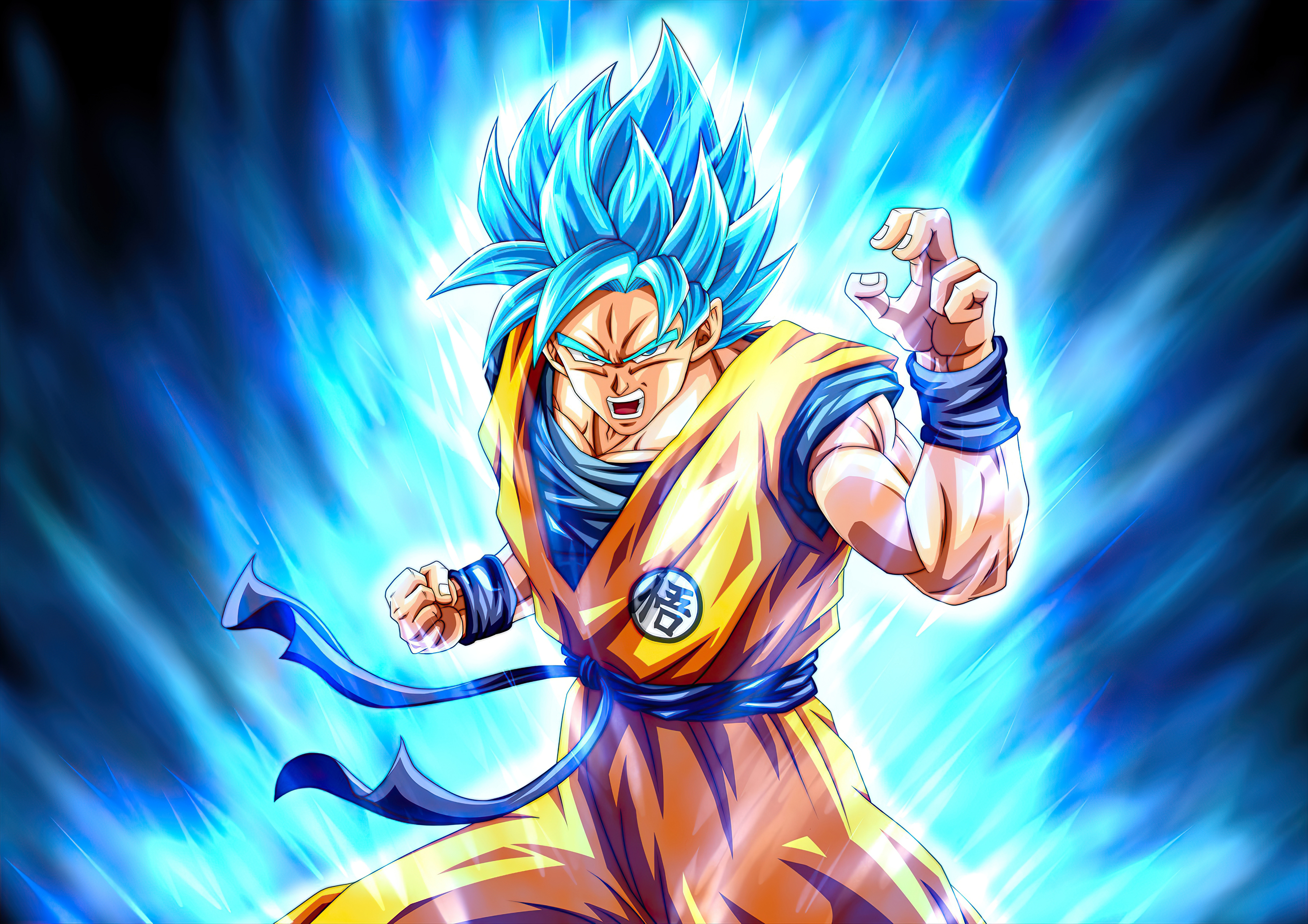 Dragon Ball Son Goku 4k Hd Anime 4k Wallpapers Images Backgrounds Photos And Pictures