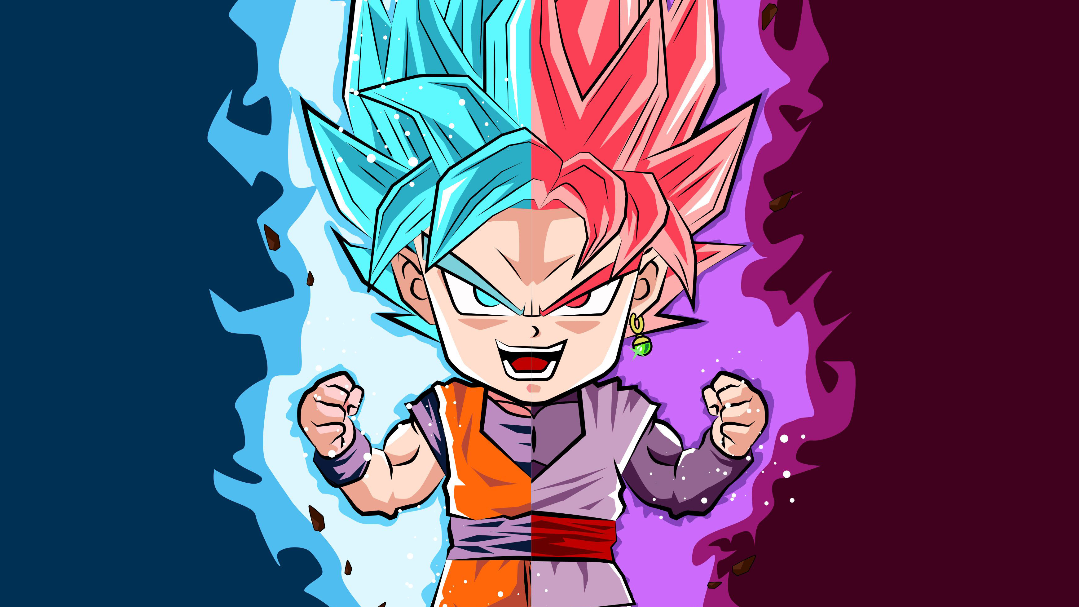 Dragon Ball Super Art 4k Hd Games 4k Wallpapers Images