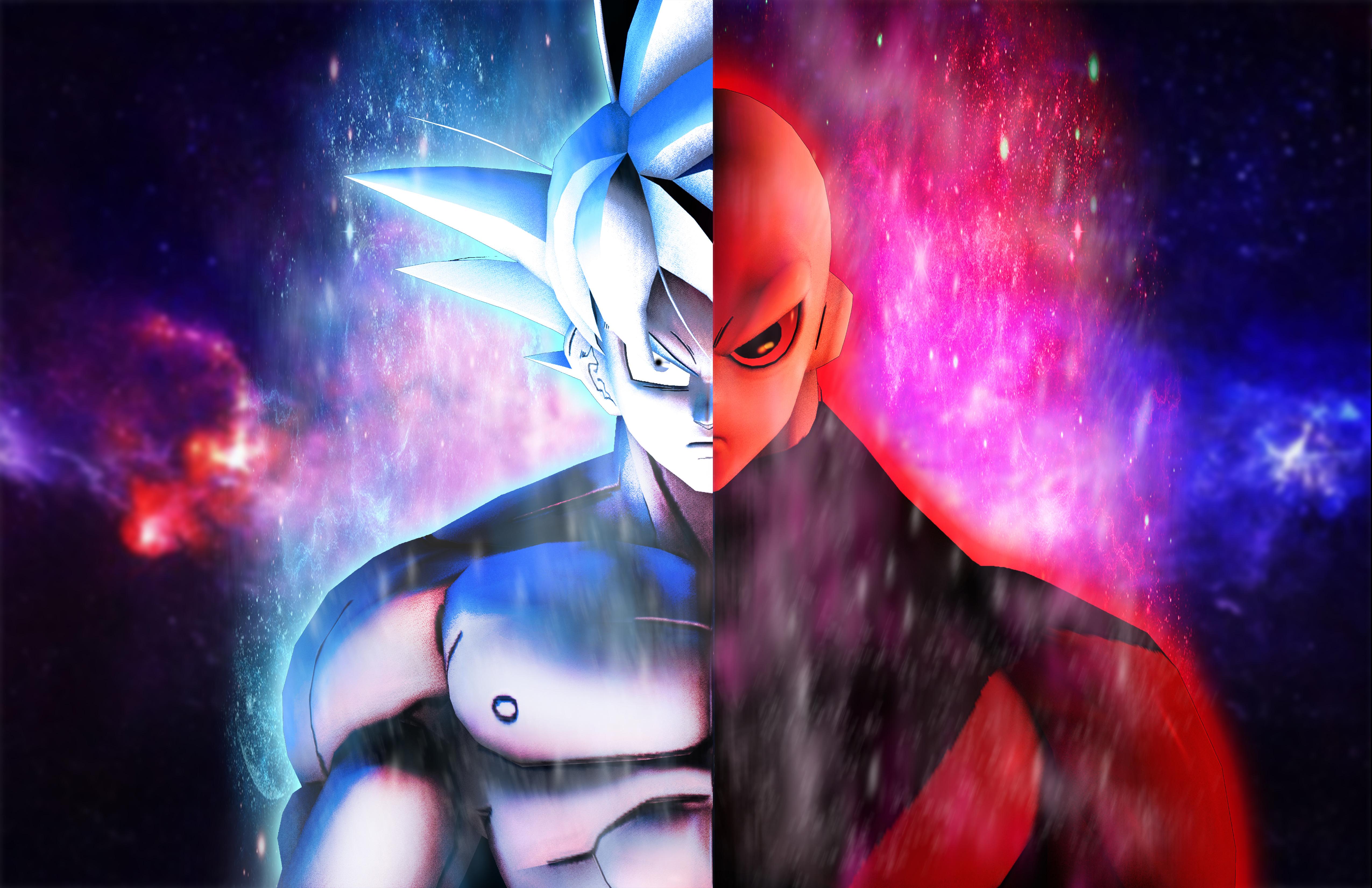2560x1700 Dragon Ball Super Goku Jire Ultra Instinct