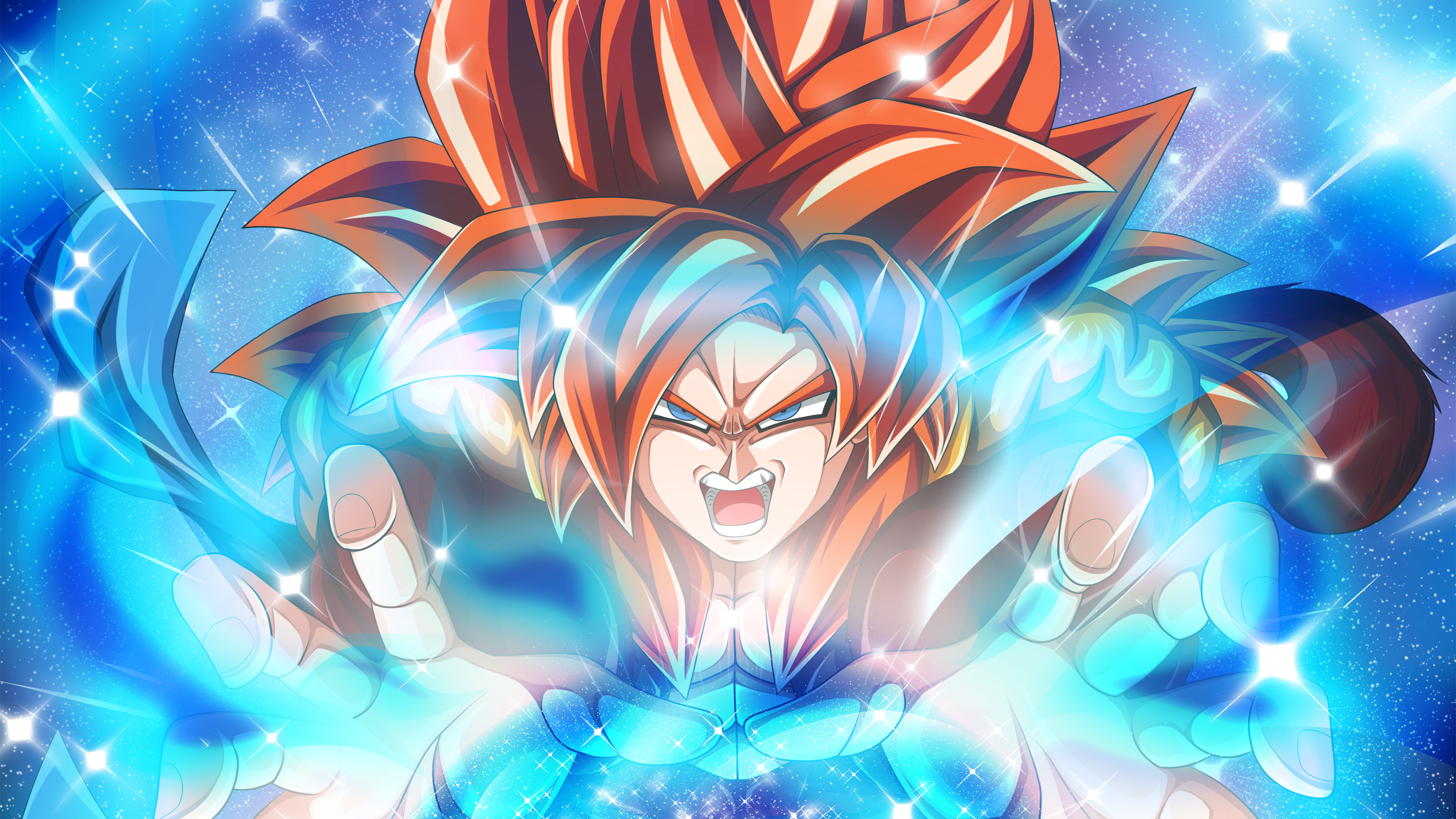 Dragon Ball Super Saiyan 4 Anime 4k, HD Games, 4k Wallpapers, Images,  Backgrounds, Photos and Pictures