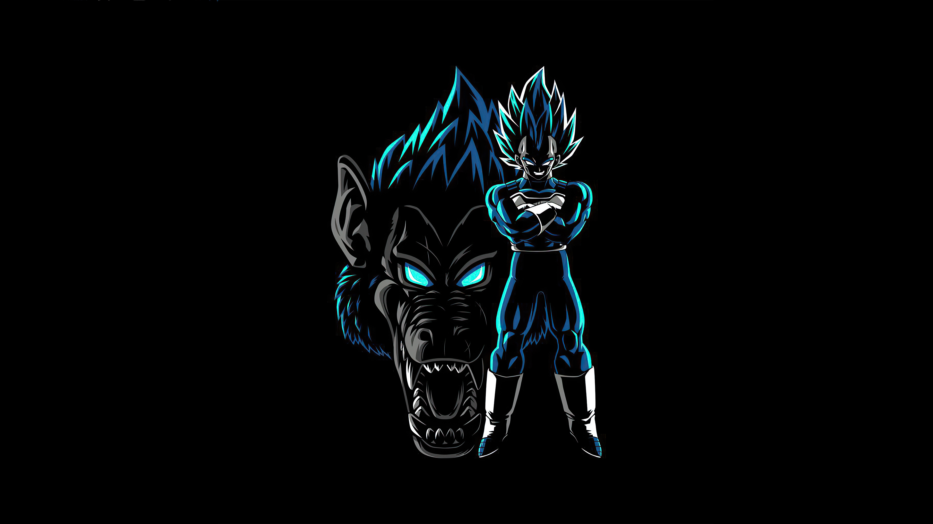 1280x1024 Dragon Ball Z Ozaru Vegeta Blue 4k 1280x1024 Resolution Hd 4k Wallpapers Images Backgrounds Photos And Pictures