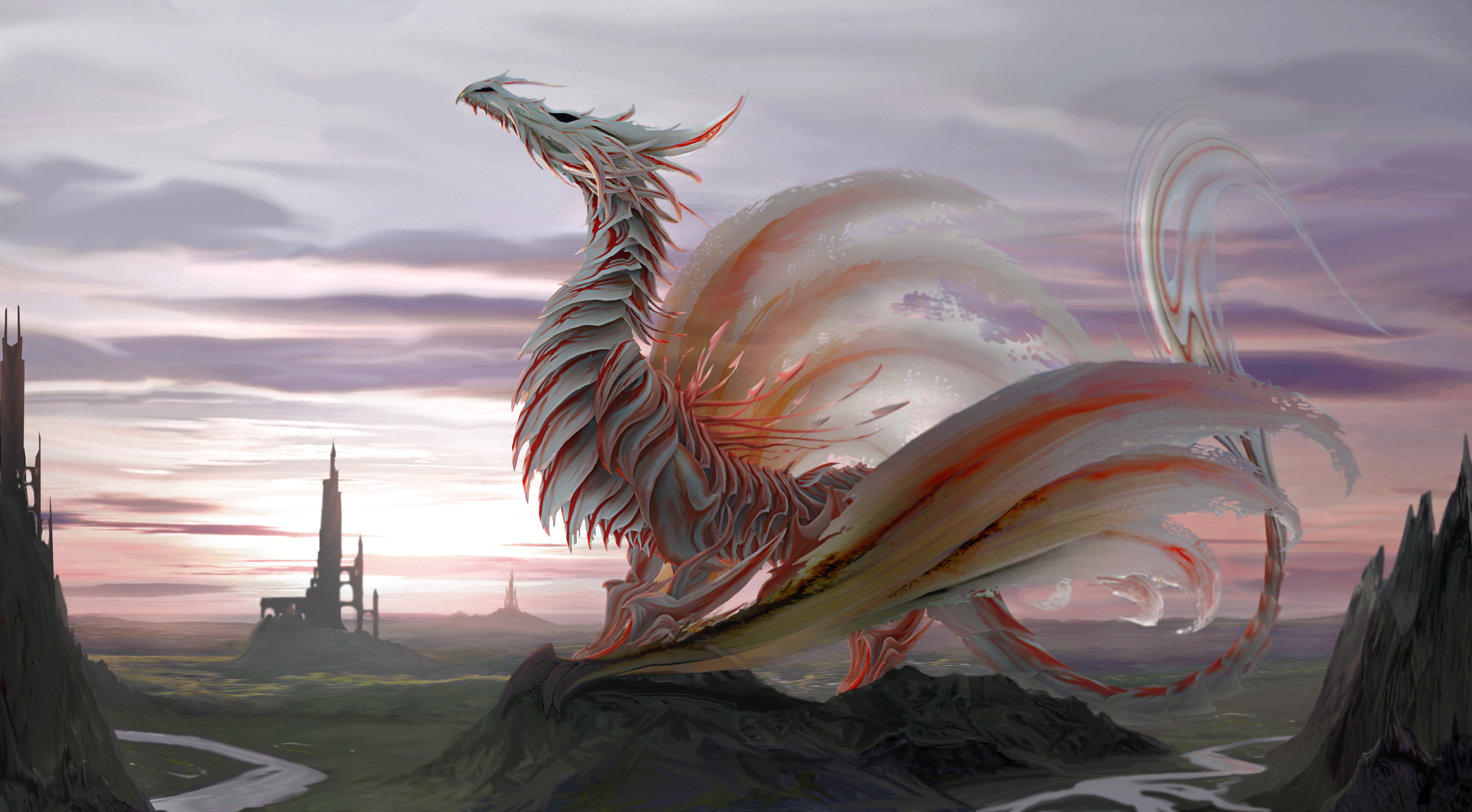 Dragon Fantasy 4k Hd Artist 4k Wallpapers Images Backgrounds Photos And Pictures
