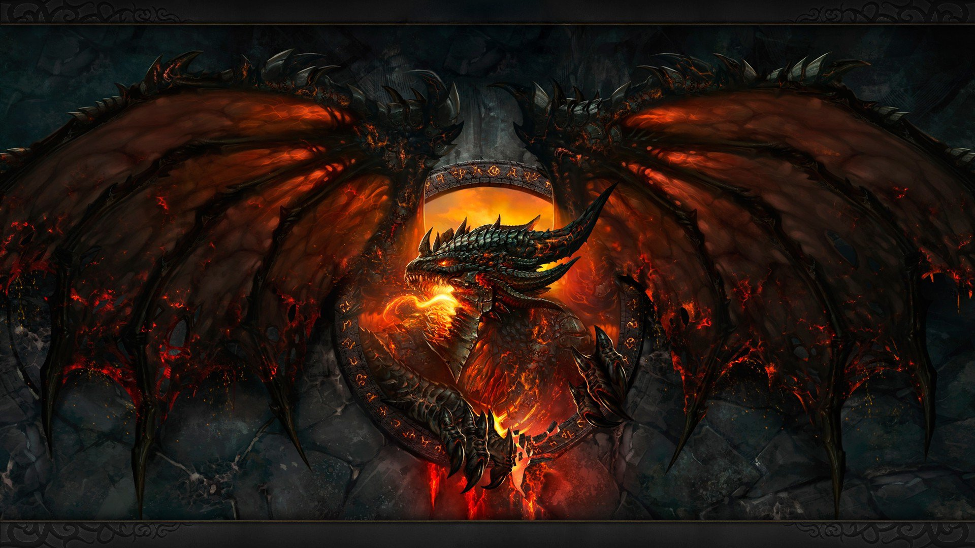 1242x2688 Dragon World Of Warcraft Iphone Xs Max Hd 4k Wallpapers
