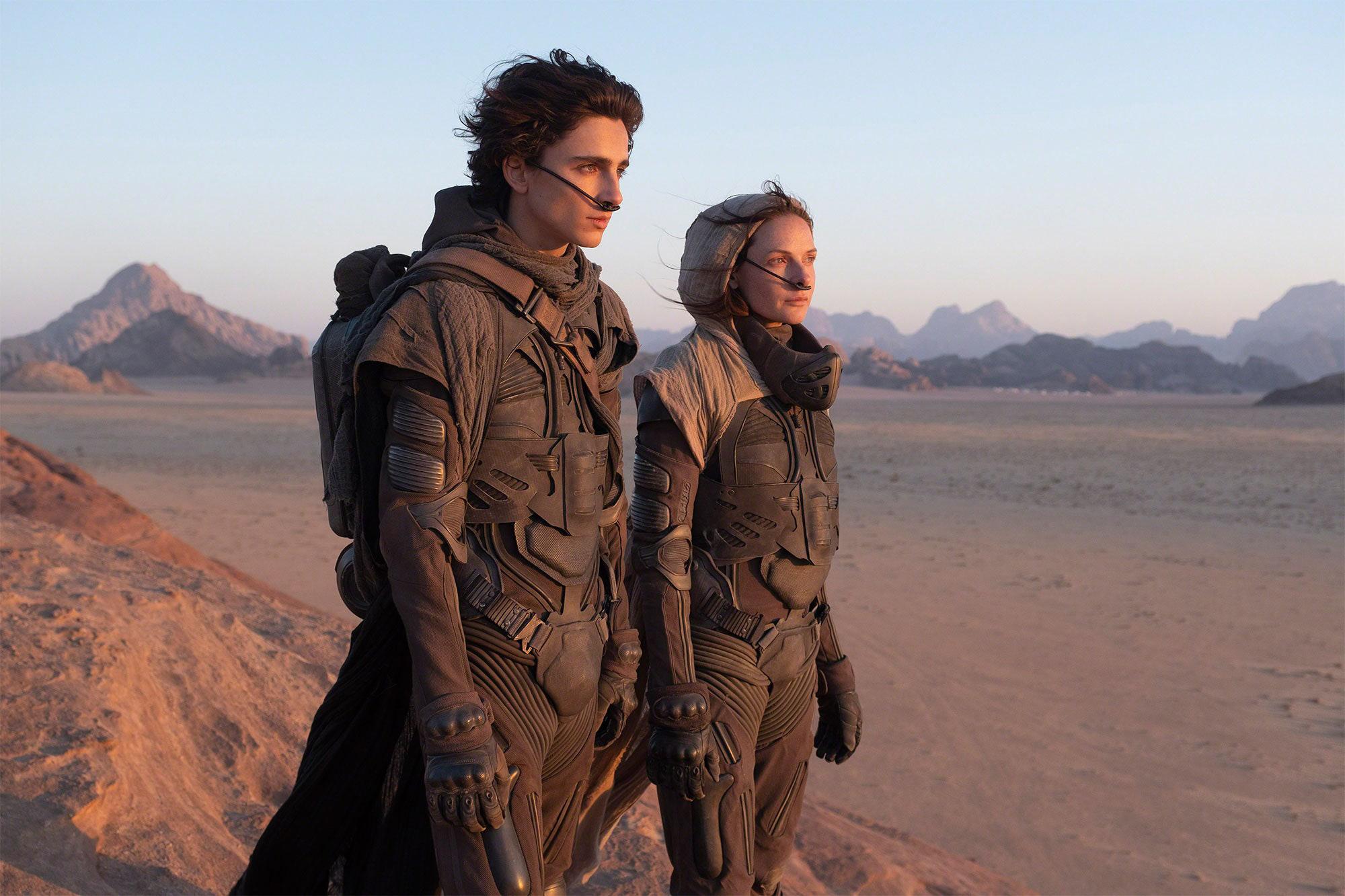 Dune Filme