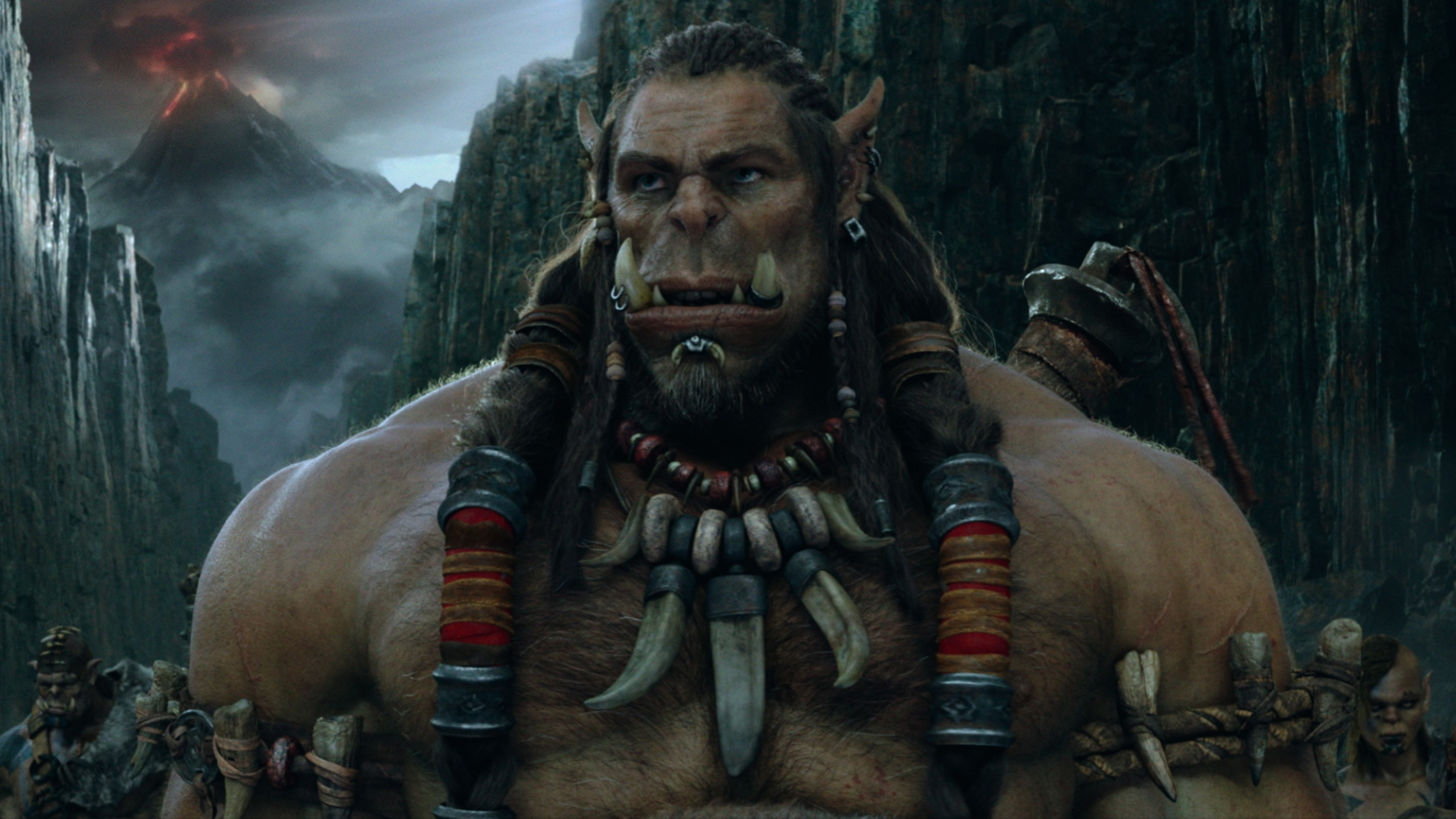 Durotan Warcraft 2016 Hd Movies 4k Wallpapers Images