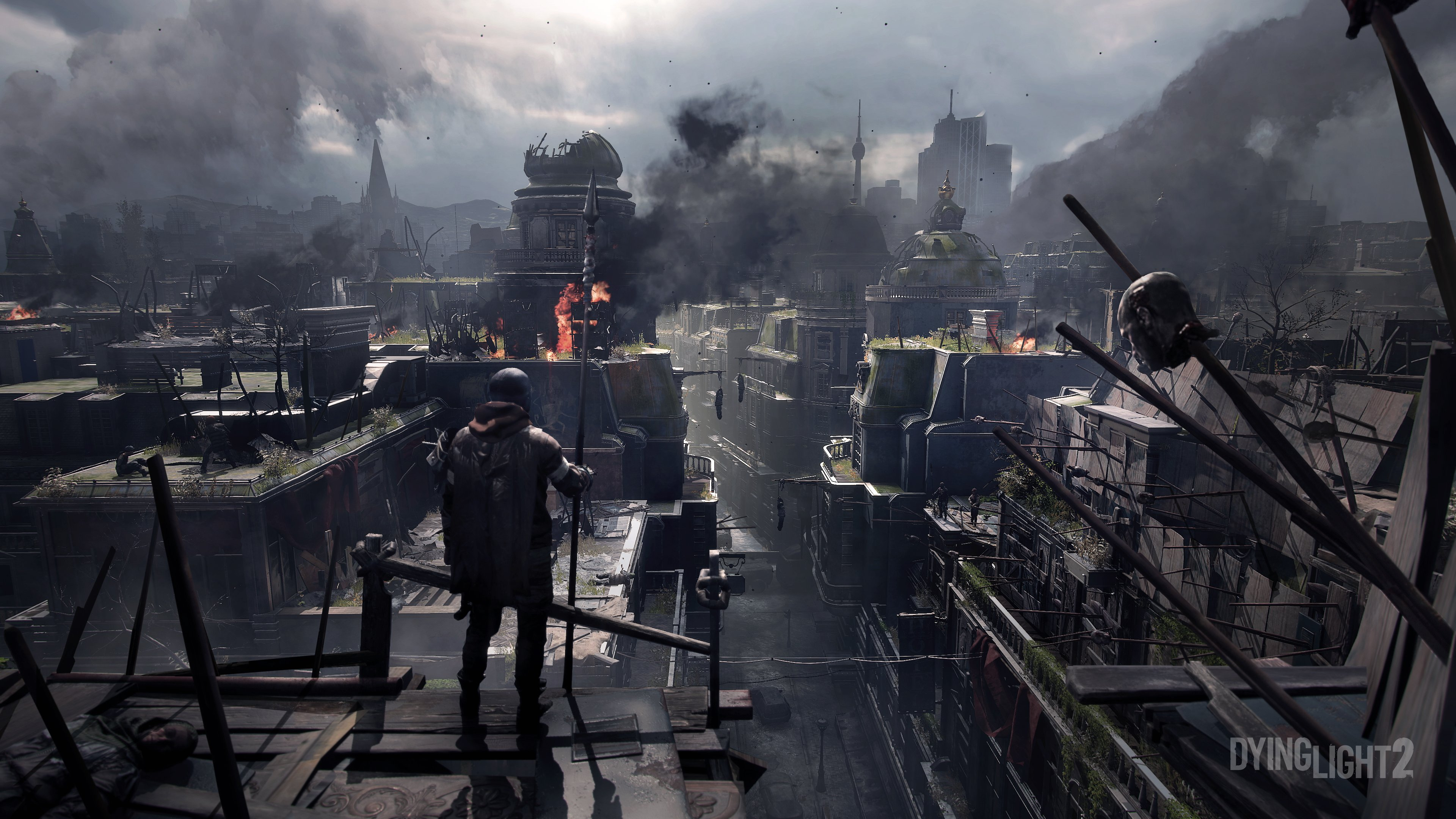 Dying Light 2 4k Hd Games 4k Wallpapers Images Backgrounds