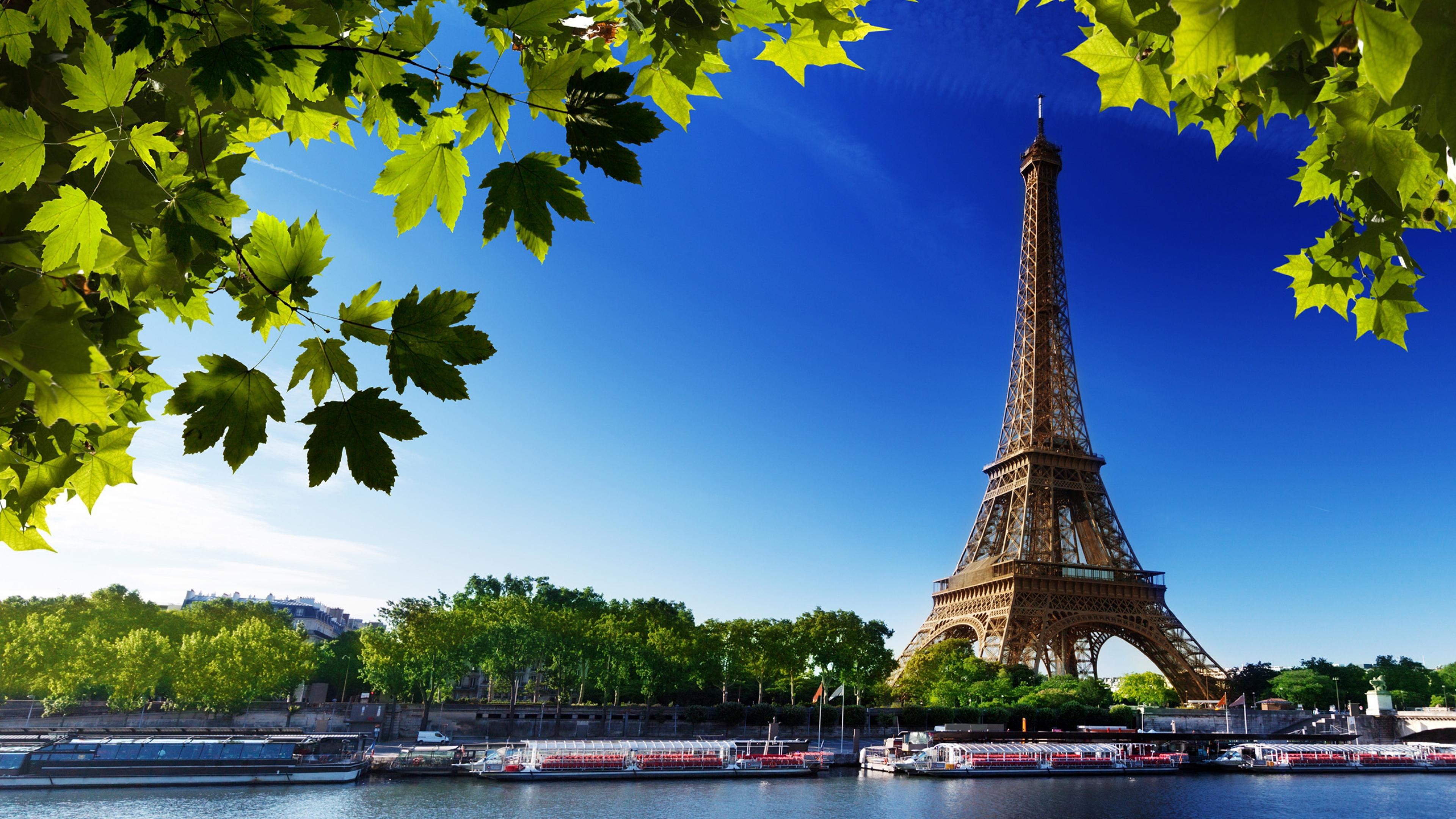 Eiffel Tower Paris 4k Hd World 4k Wallpapers Images