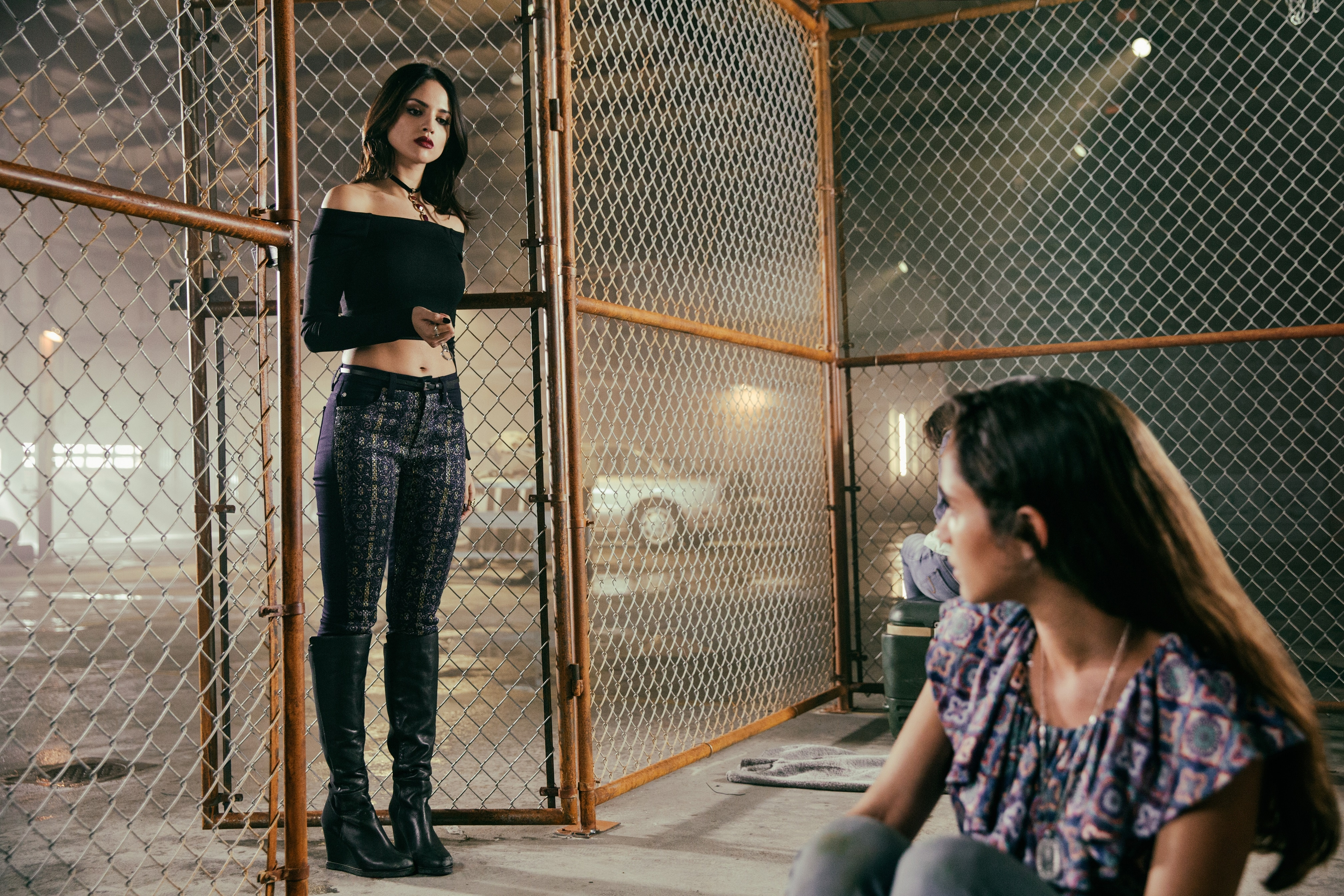 Eiza Gonzalez In From Dusk Till Dawn The Series Hd Tv Shows 4k