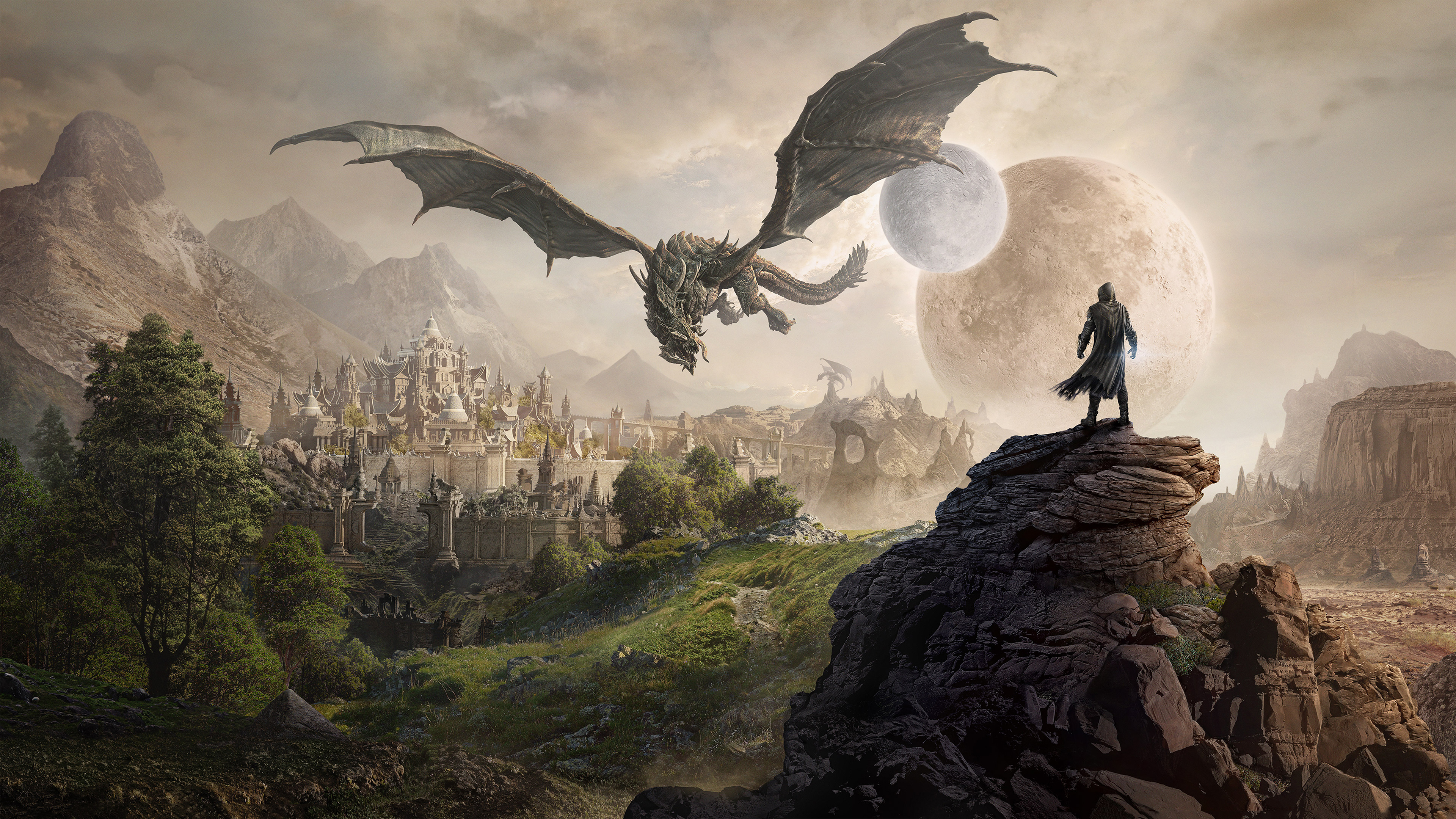 Elsweyr The Elder Scrolls Online 2019 4k Hd Games 4k Wallpapers Images Backgrounds Photos And Pictures