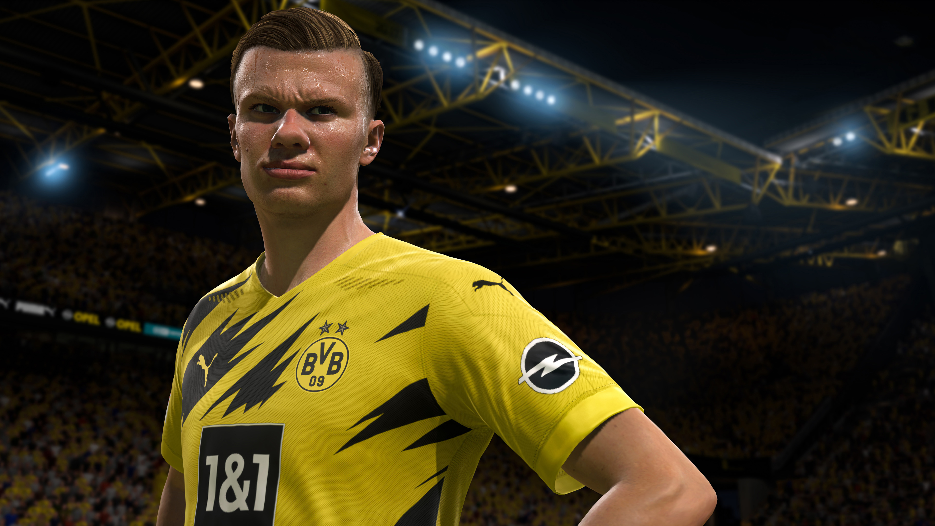 Erling Braut Haland Fifa 21 Hd Games 4k Wallpapers Images Backgrounds Photos And Pictures