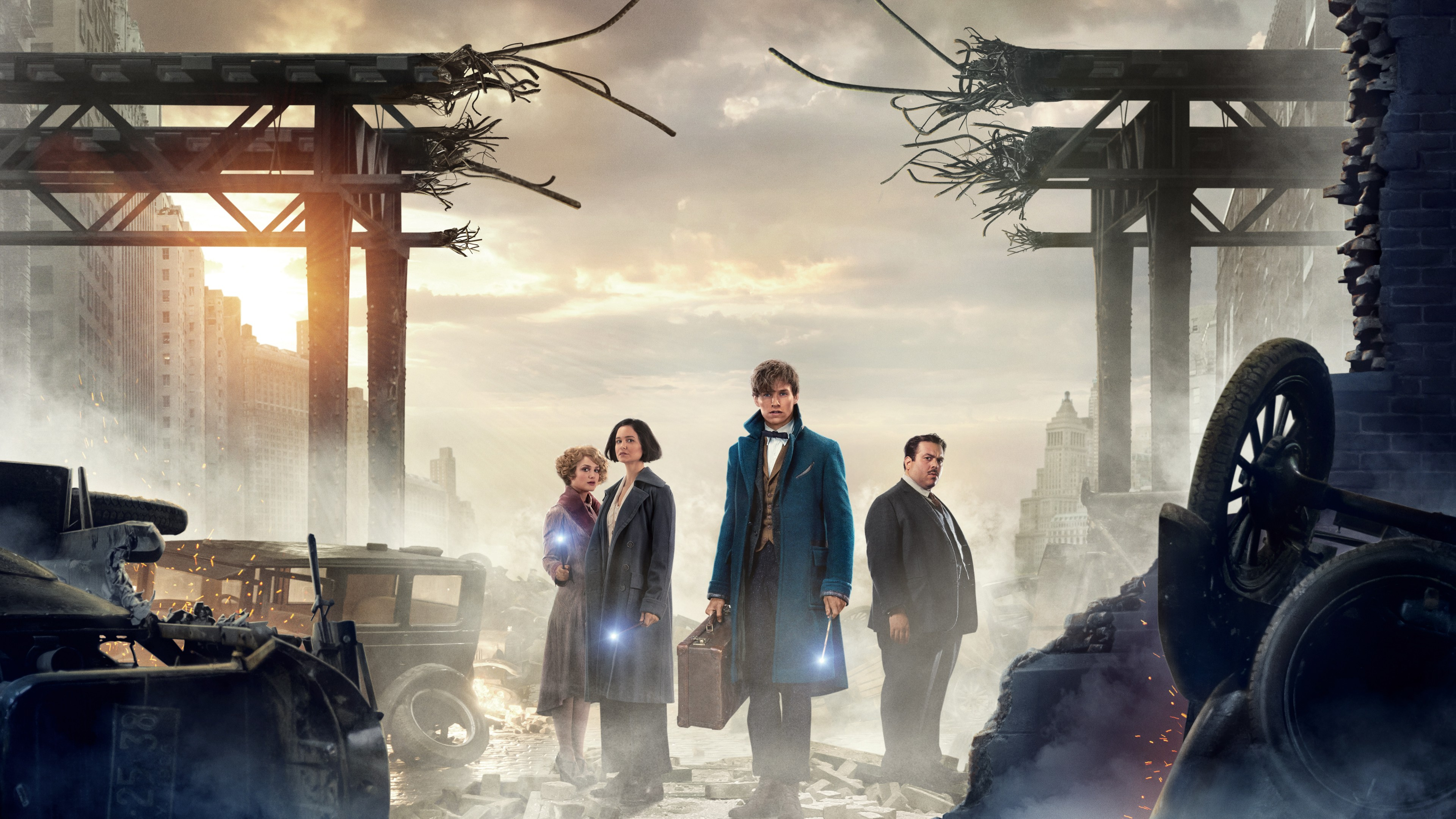 Fantastic Beasts And Where To Find Them 4k Hd Movies 4k