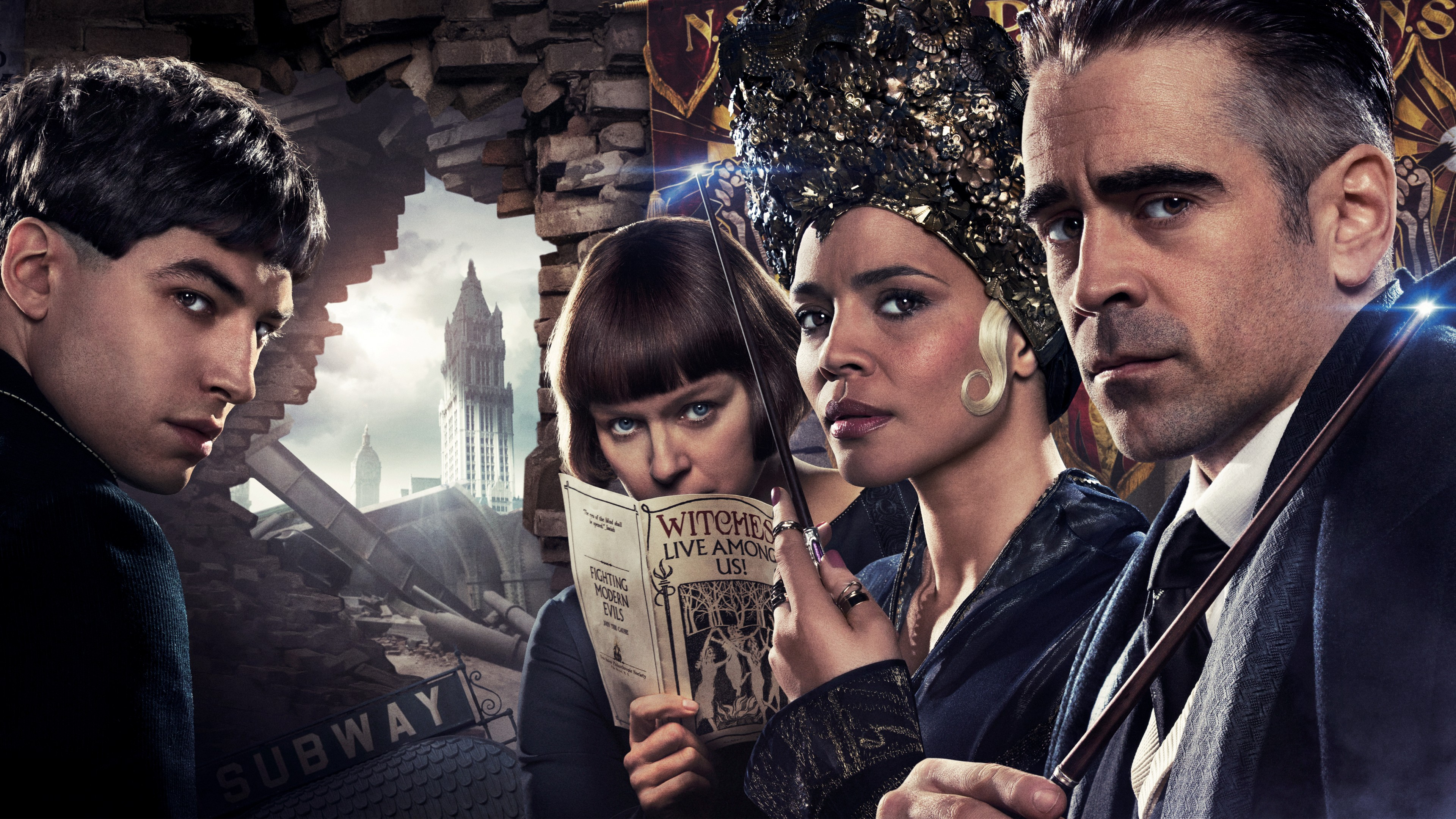 Fantastic Beasts And Where To Find Them Hd Hd Movies 4k