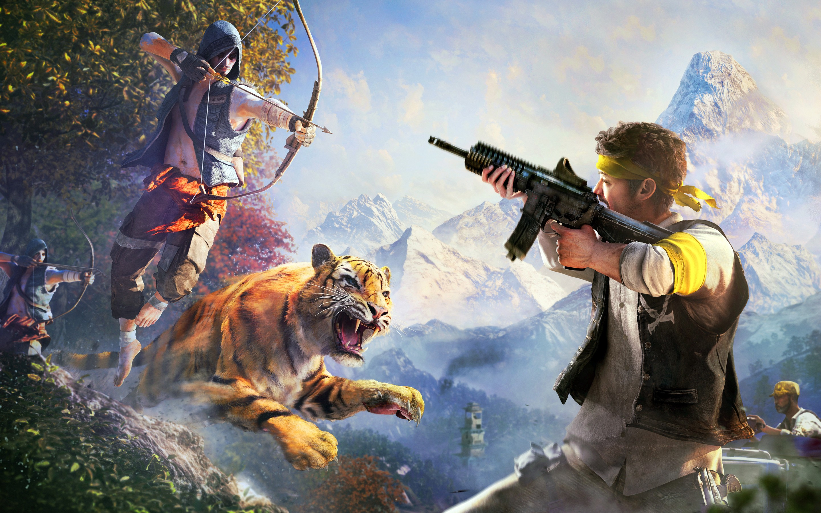 Far Cry 4 Game Hd Games 4k Wallpapers Images Backgrounds Photos And Pictures