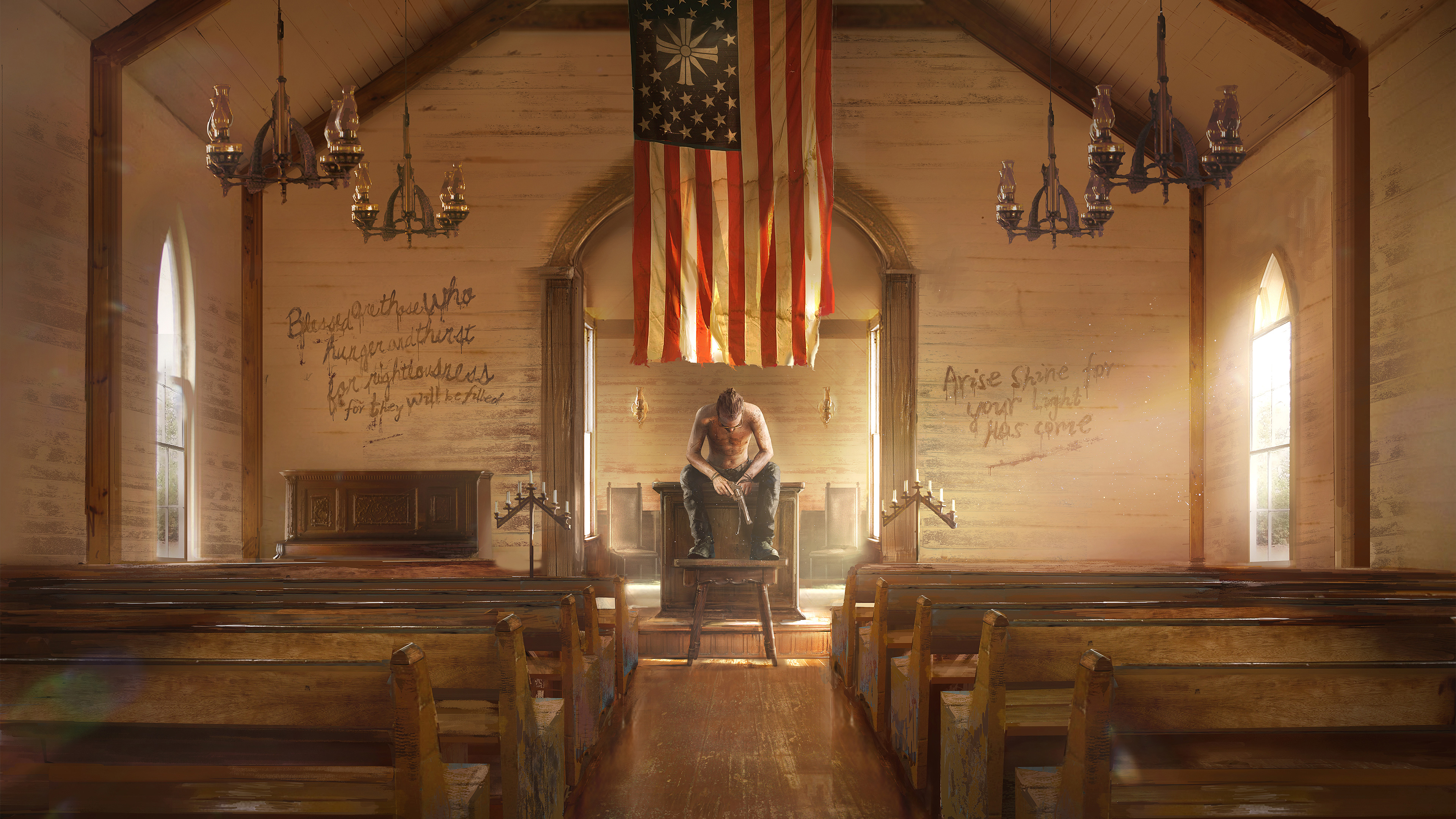 far cry 5 hd wallpaper 4k