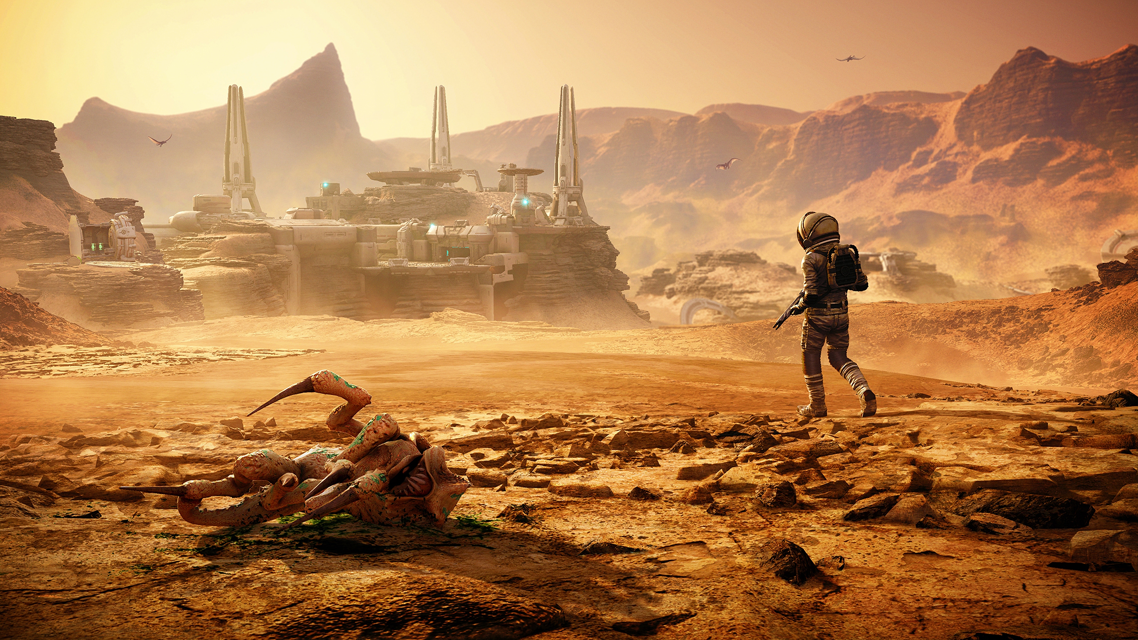1920x1080 Far Cry 5 Lost On Mars 4k 2018 Laptop Full Hd 1080p Hd