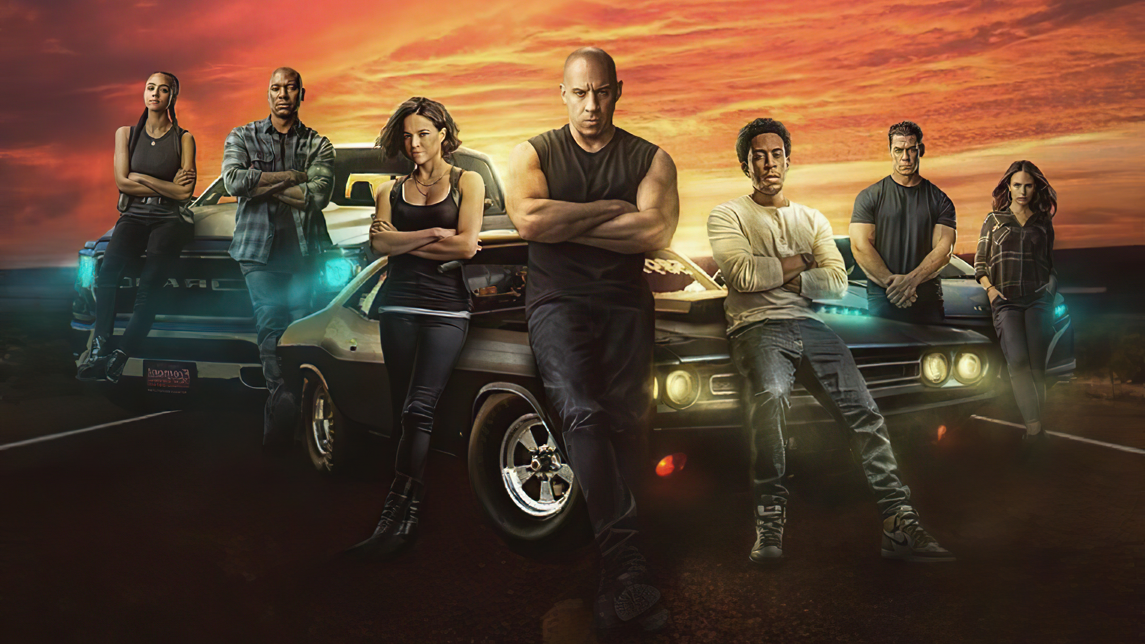 Fast And Furious 9 The Fast Saga 2020 Hd Movies 4k Wallpapers Images Backgrounds Photos And Pictures