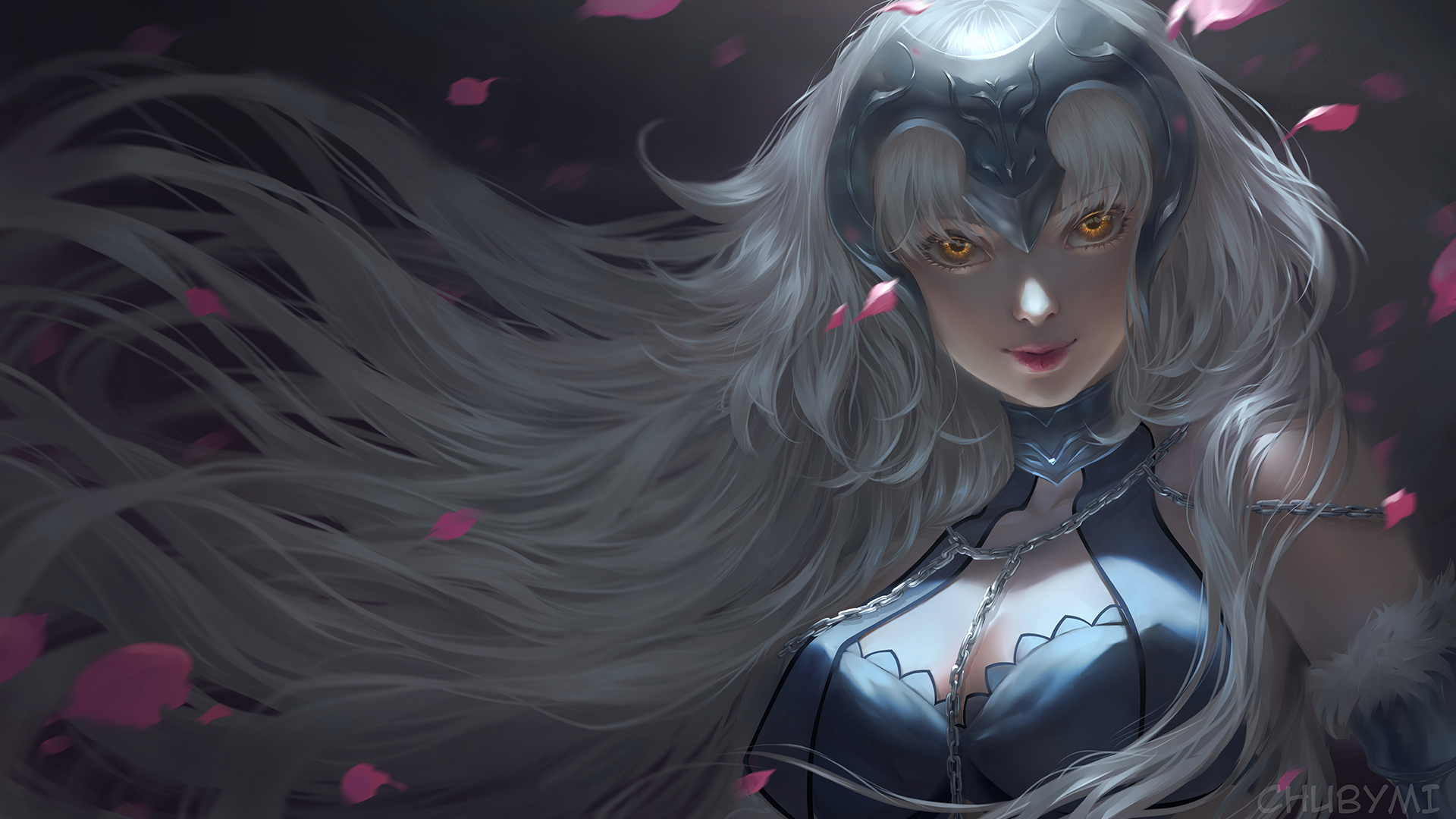 Fate Grand Order Jeanne Darc Alter Hd Anime 4k Wallpapers Images Backgrounds Photos And Pictures