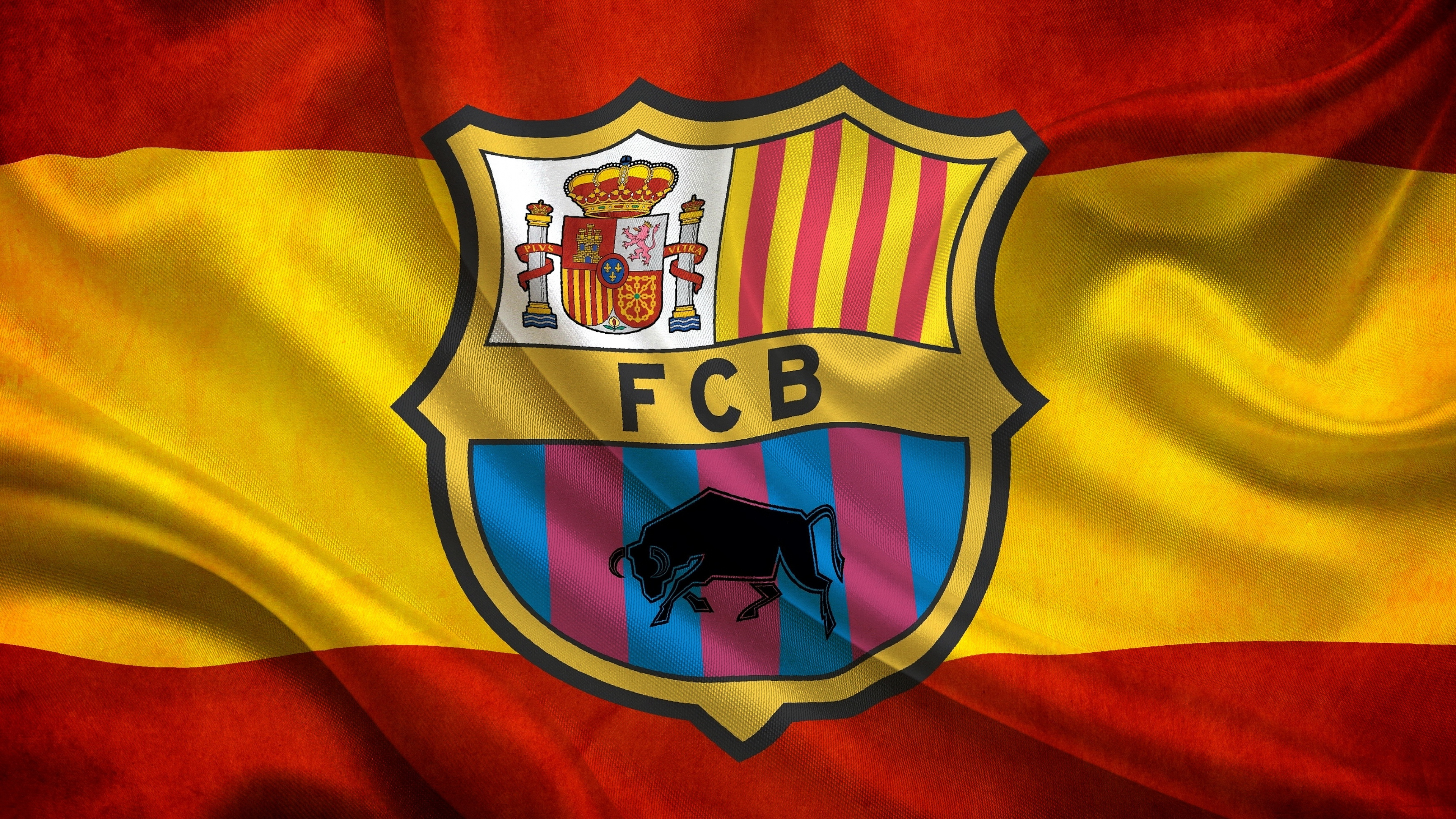 Fc Barcelona Flag Hd Sports 4k Wallpapers Images Backgrounds Photos And Pictures